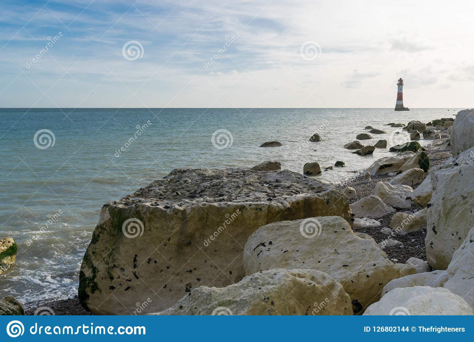 Sea Tide Off And Leaving The Rock Out Stock Photo Image Of Near