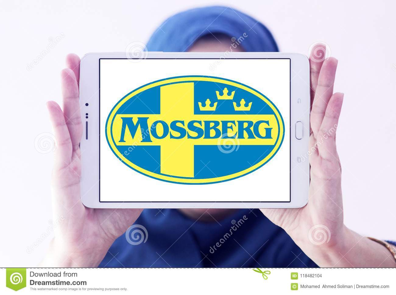 Mossberg Firearms Manufacturer Logo Editorial Stock Image Image Of