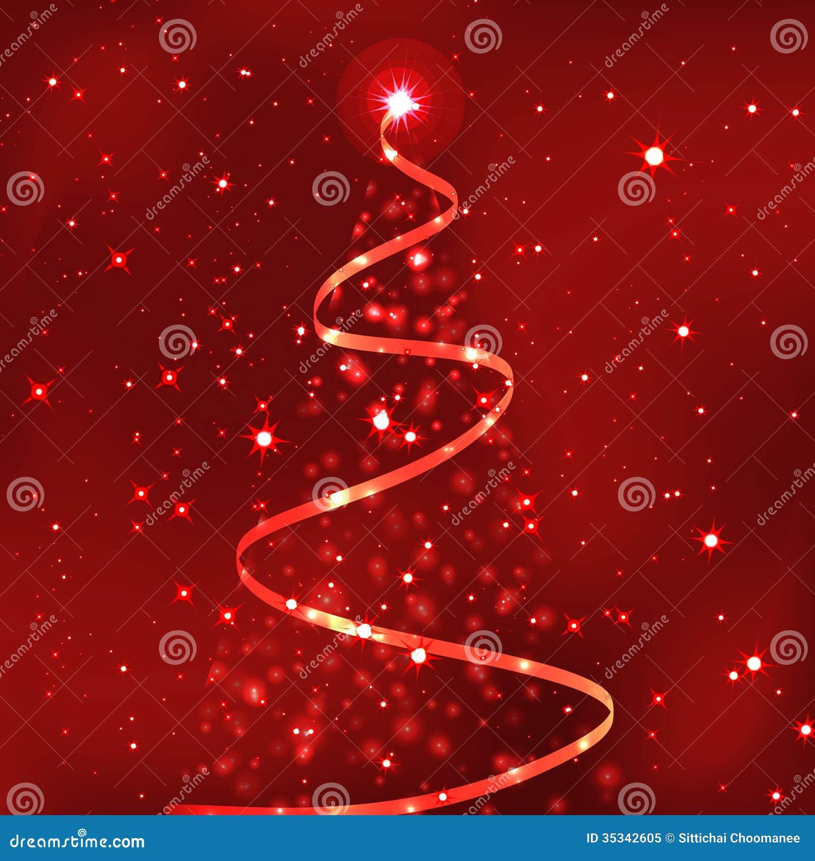 Beautiful Christmas Trees: Most Beautiful Christmas Trees Stock Vector