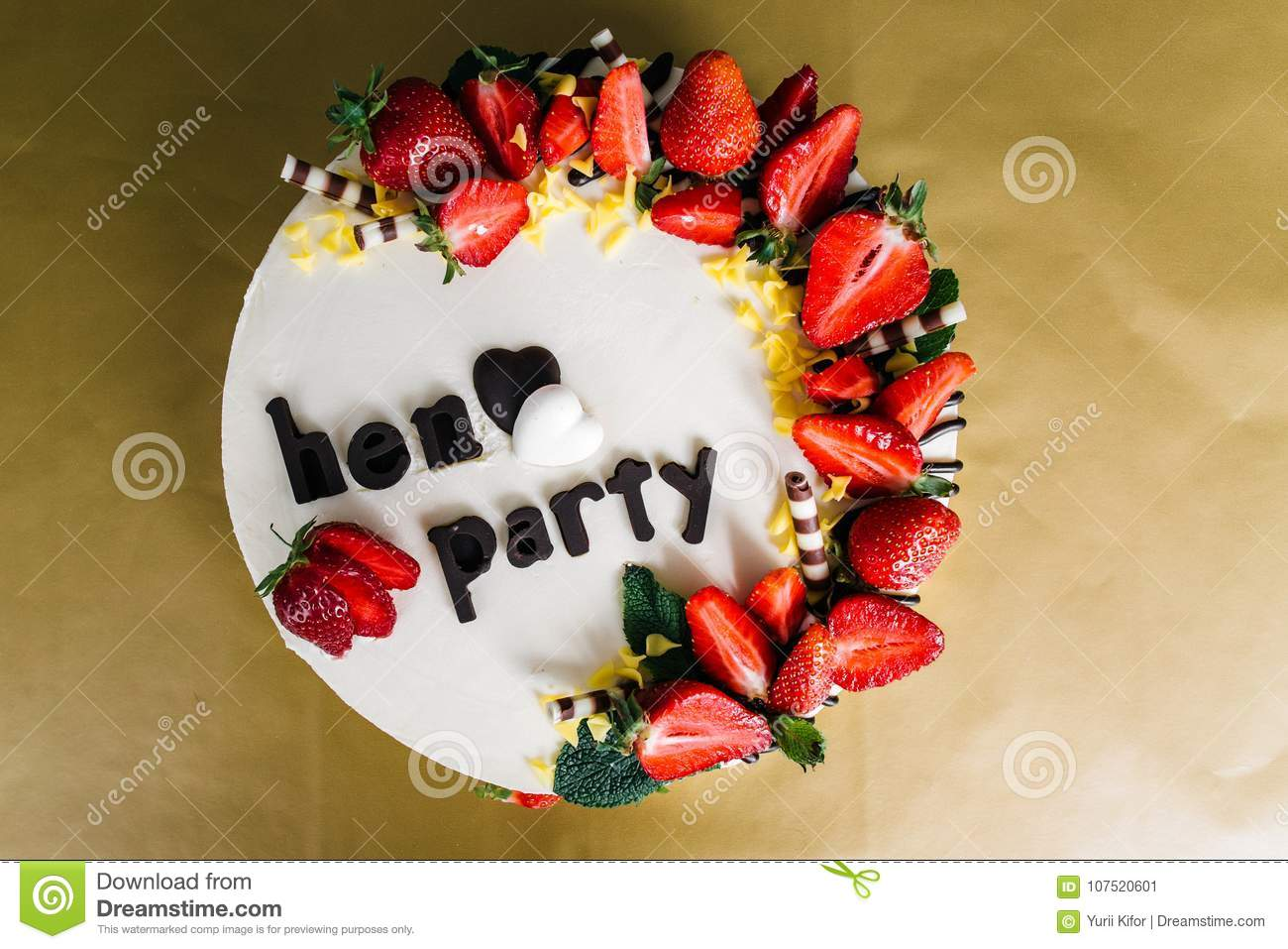 The Most Beautiful And Delicious Cake Wedding Birthday Hen Party
