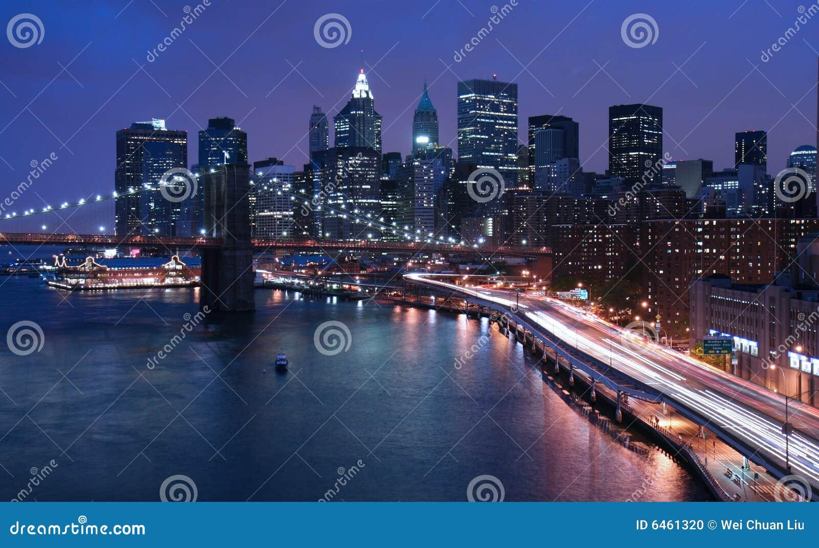 Most Brooklyn, nowy jork