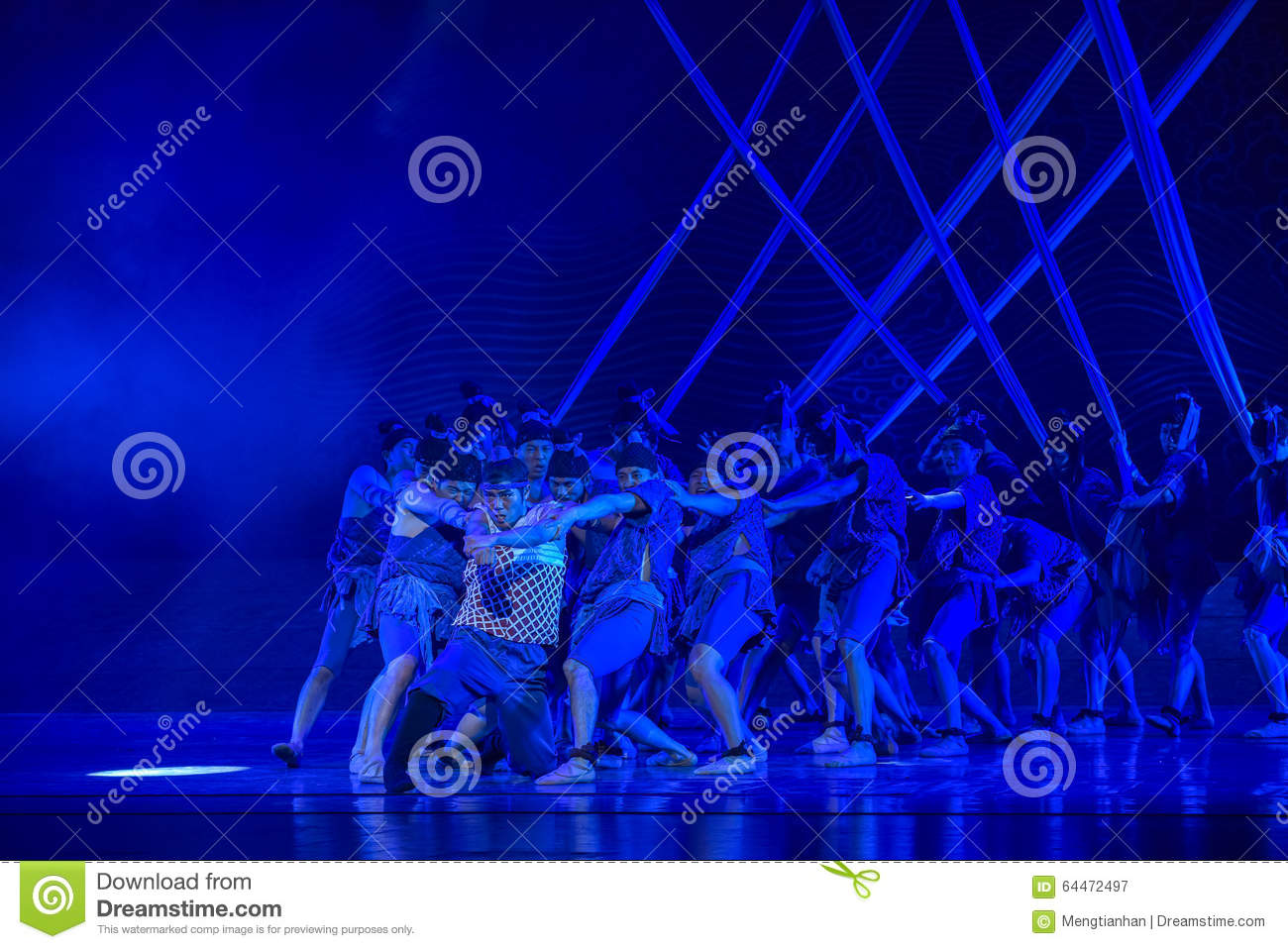 """The most critical moment-Dance drama """"The Dream of Maritime Silk Road"""""""