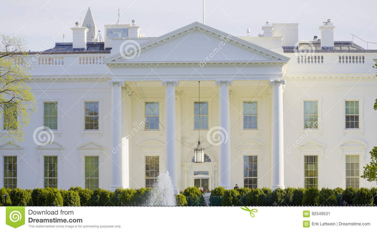 Most Famous Address In The United States - The White House
