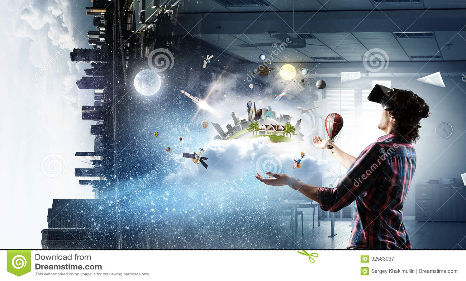 Most impressive entertainment technologies. Mixed media