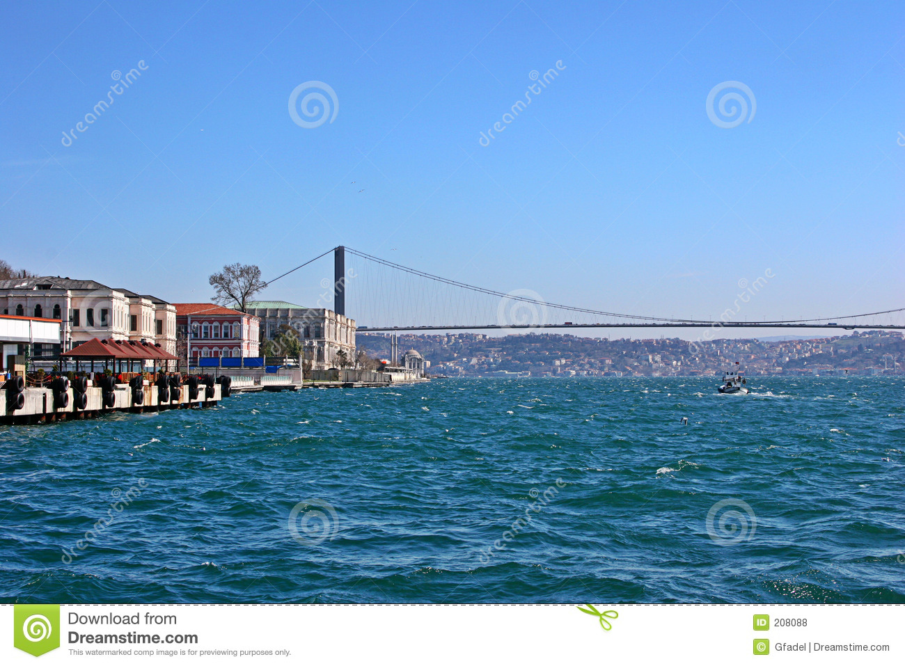 Most Istanbul bosfor