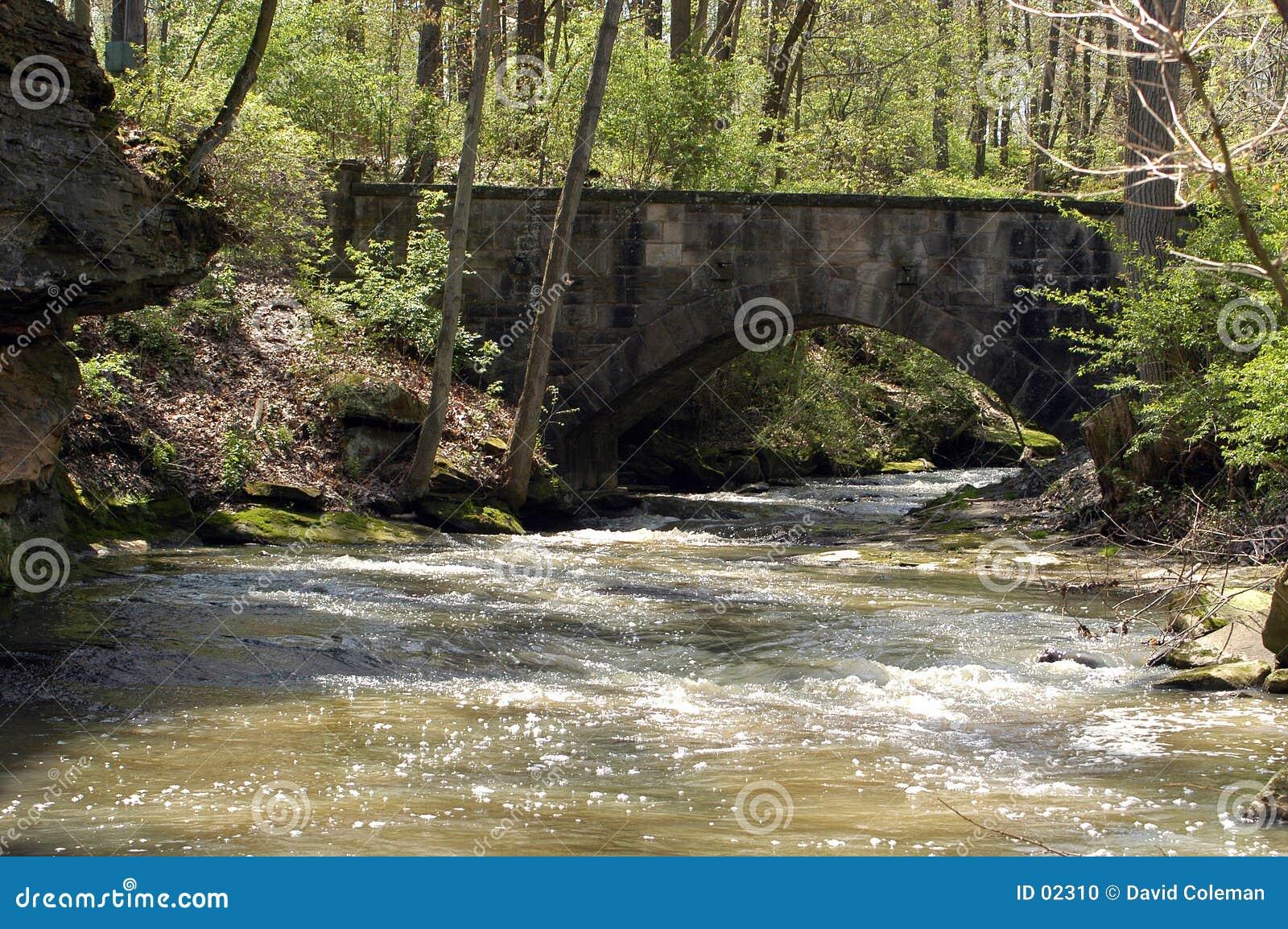 Most kamień