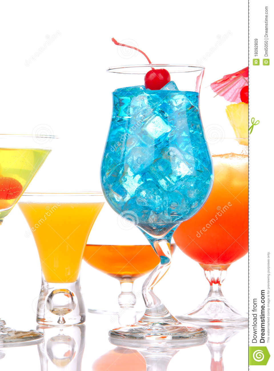 Most popular alcoholic cocktail drinks stock image image for Great alcoholic mixed drinks