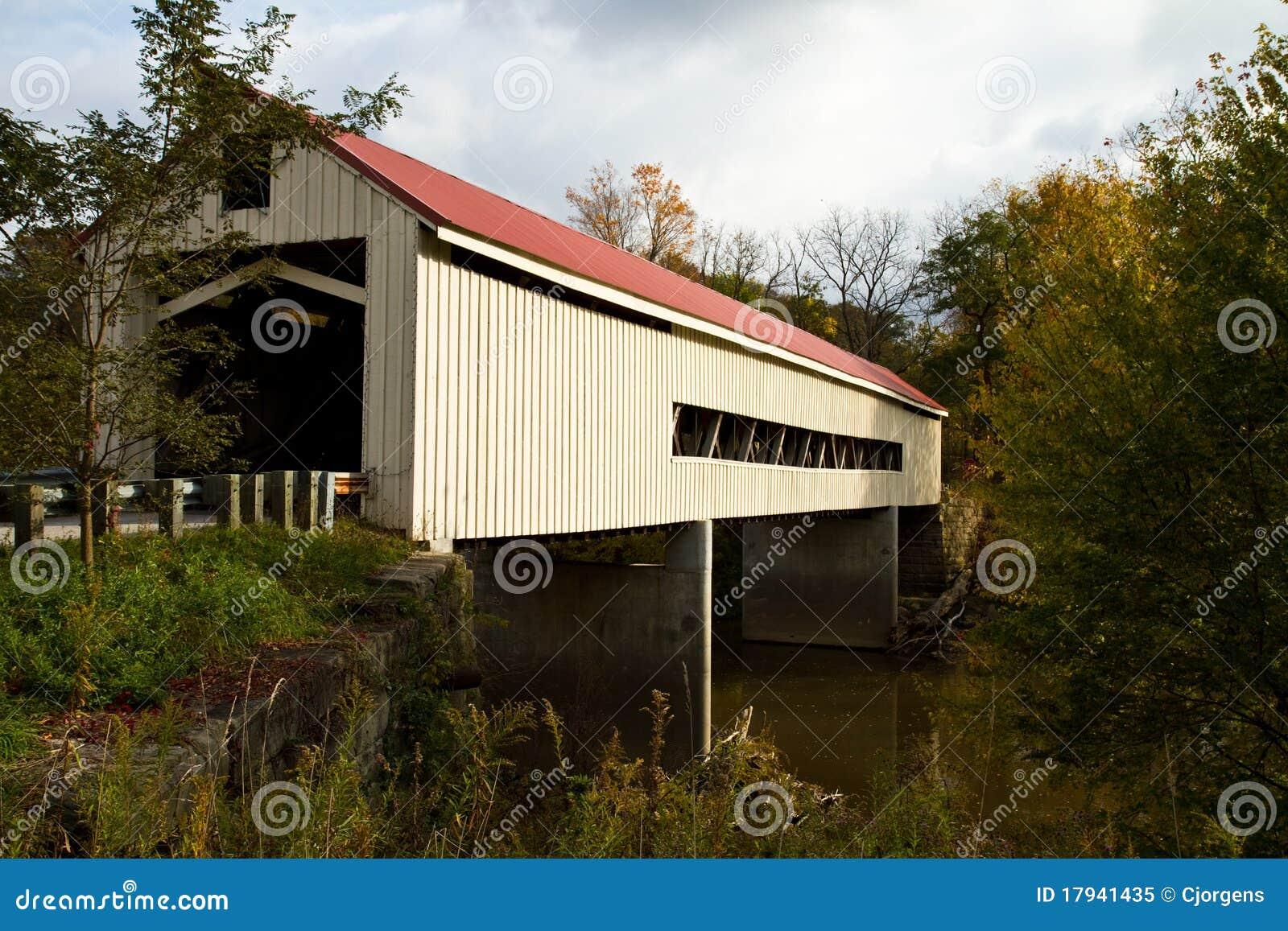 Most zakrywający mechanicsville