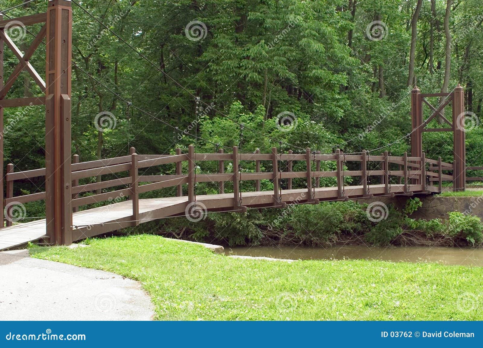 Most zawieszenie