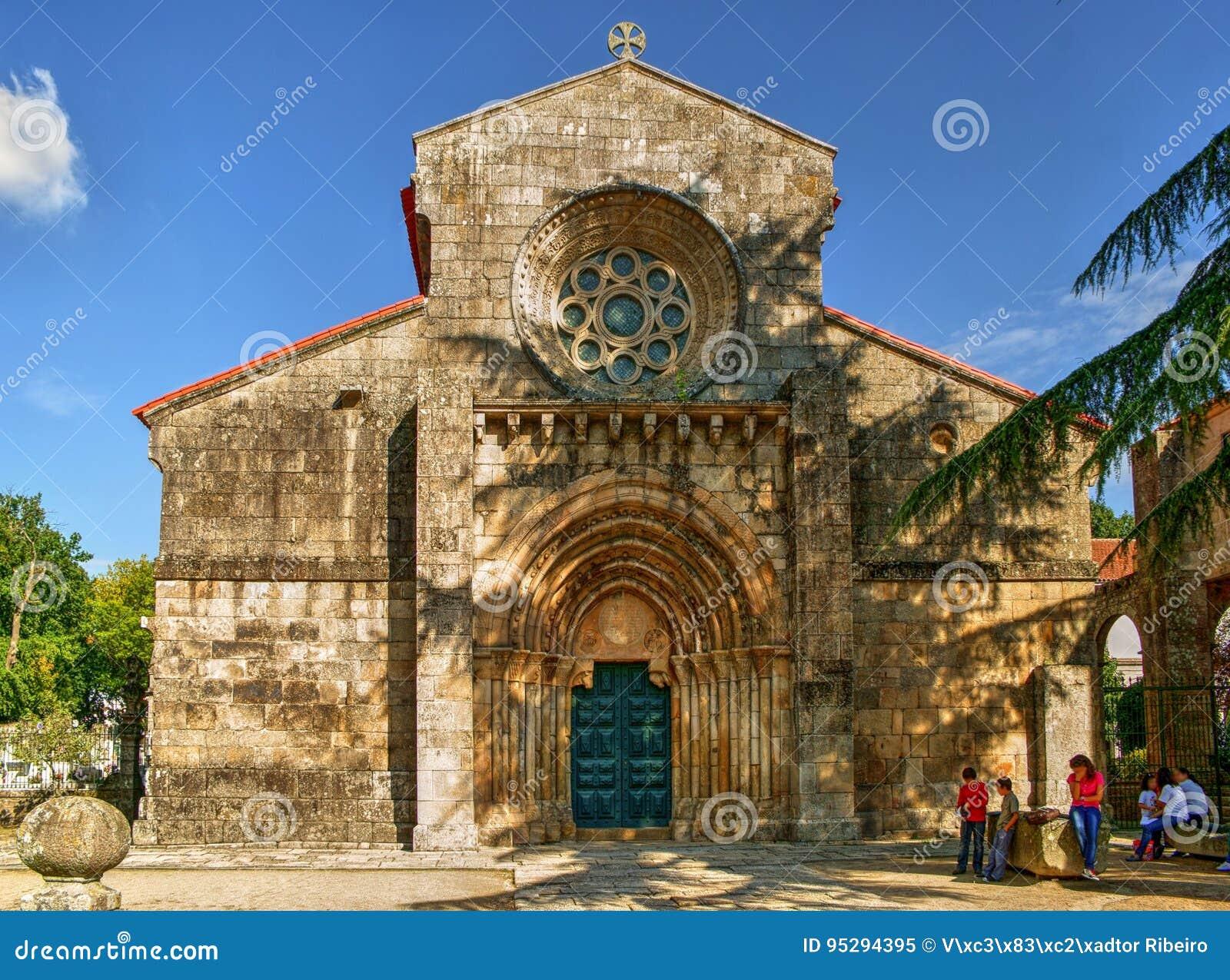 Mosteiro do Salvador de Paco de Sousa