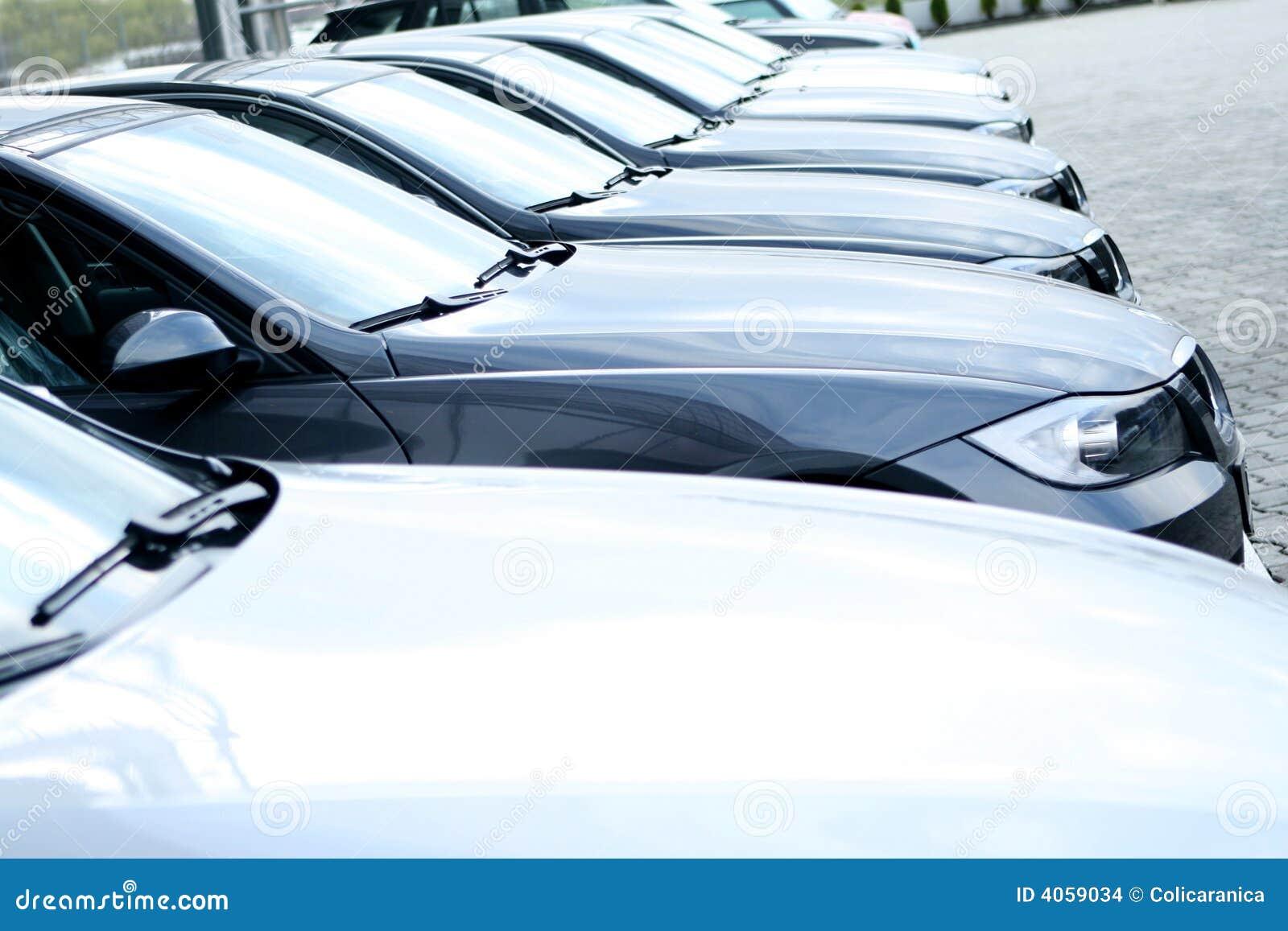 Mostra de carros