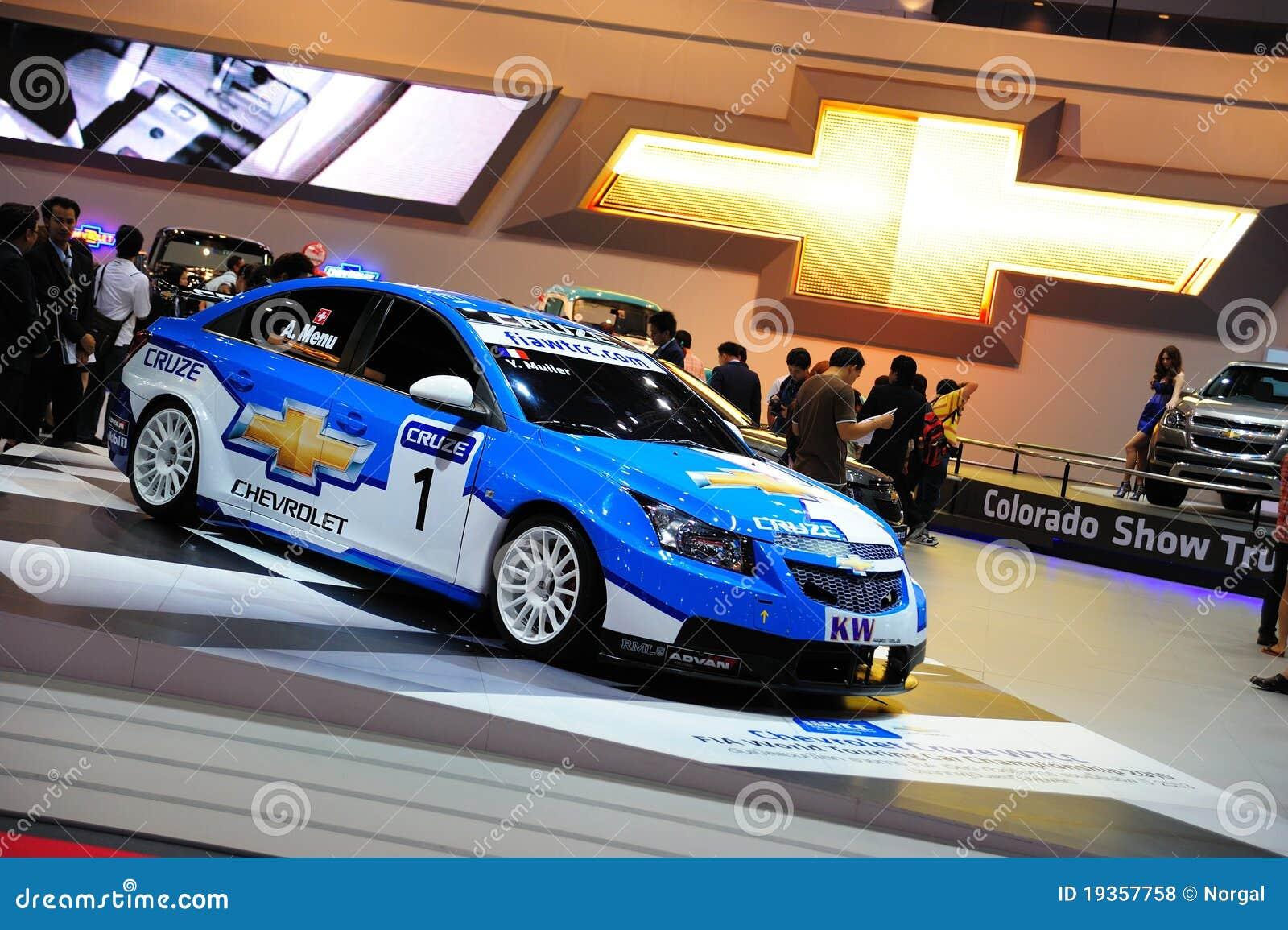 Mostra de motor internacional de Banguecoque