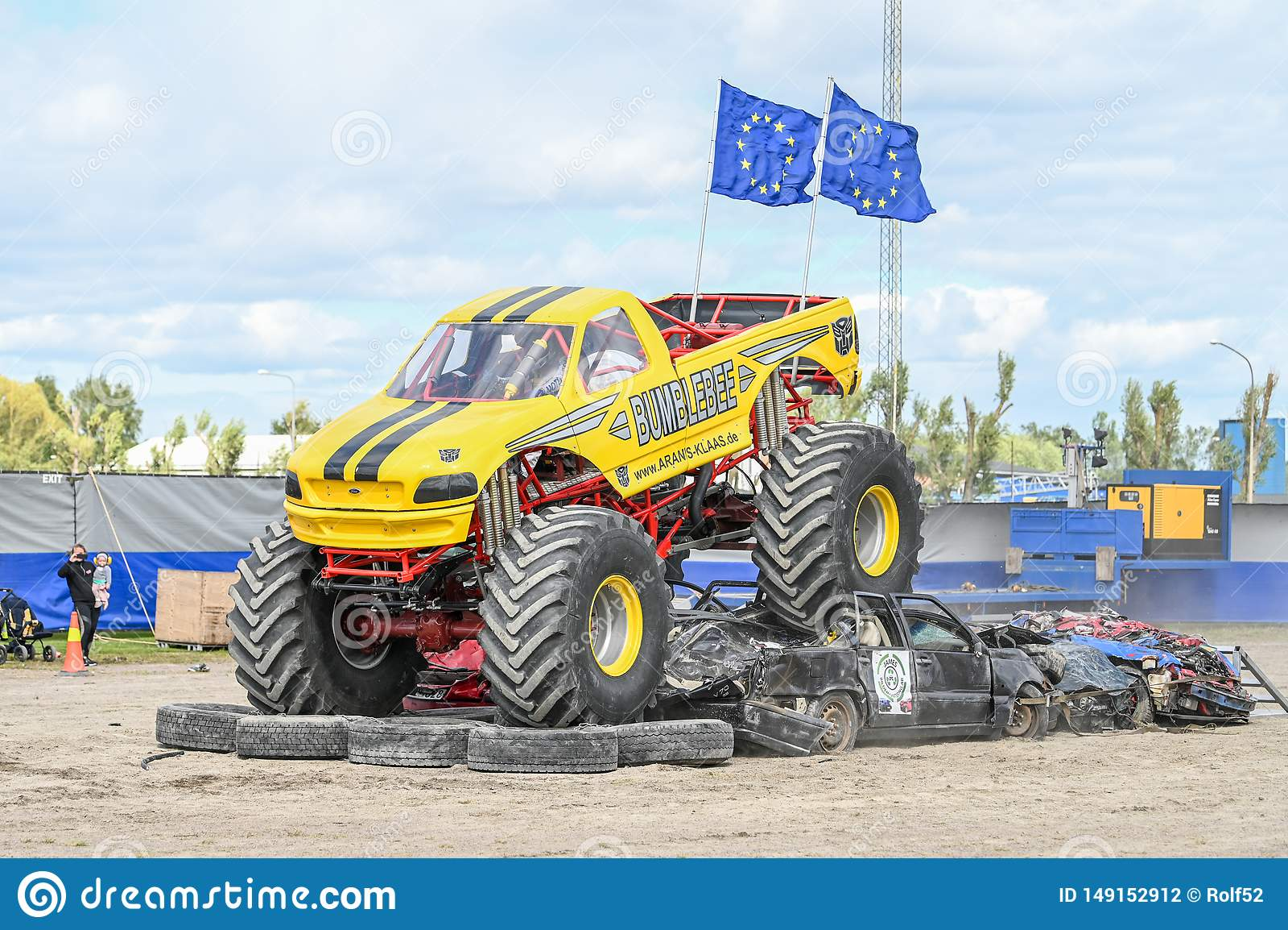 Mostra do monster truck