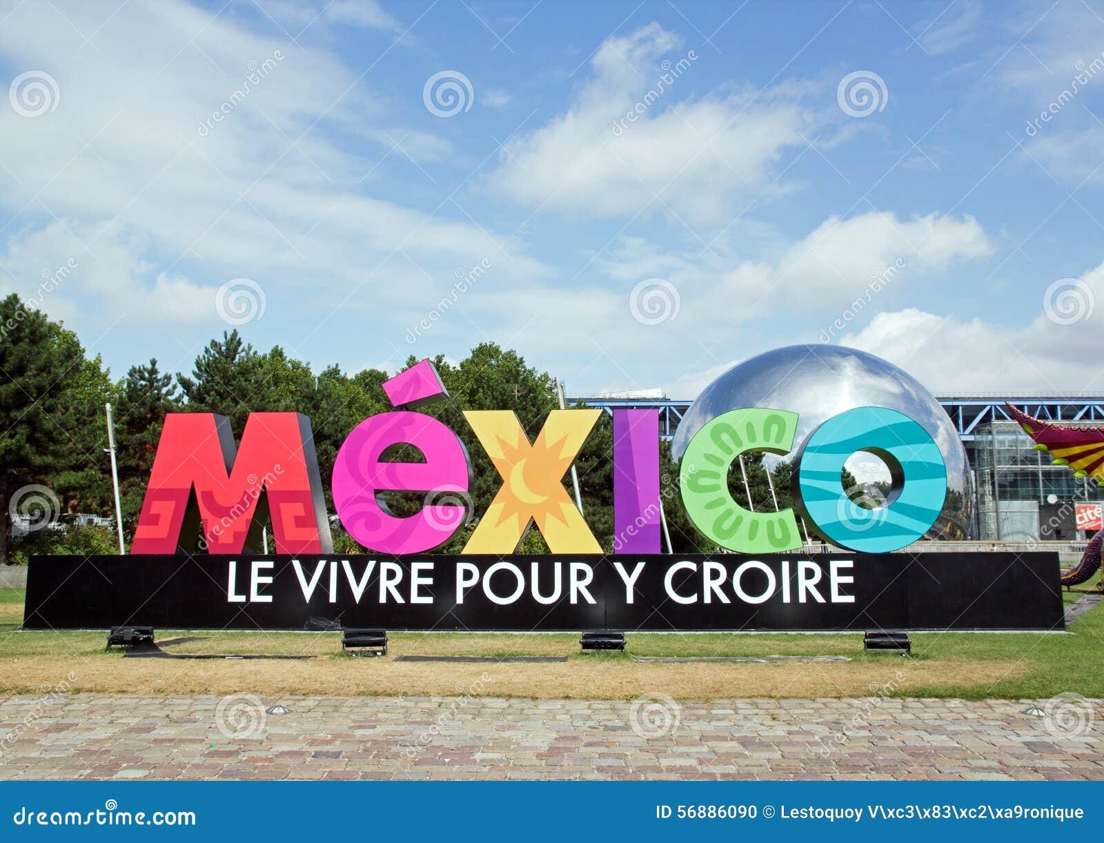 Mostra e visita virtuale sul Messico Parigi, il Parc de la Villette (Francia) da 4 al 22 luglio 2015