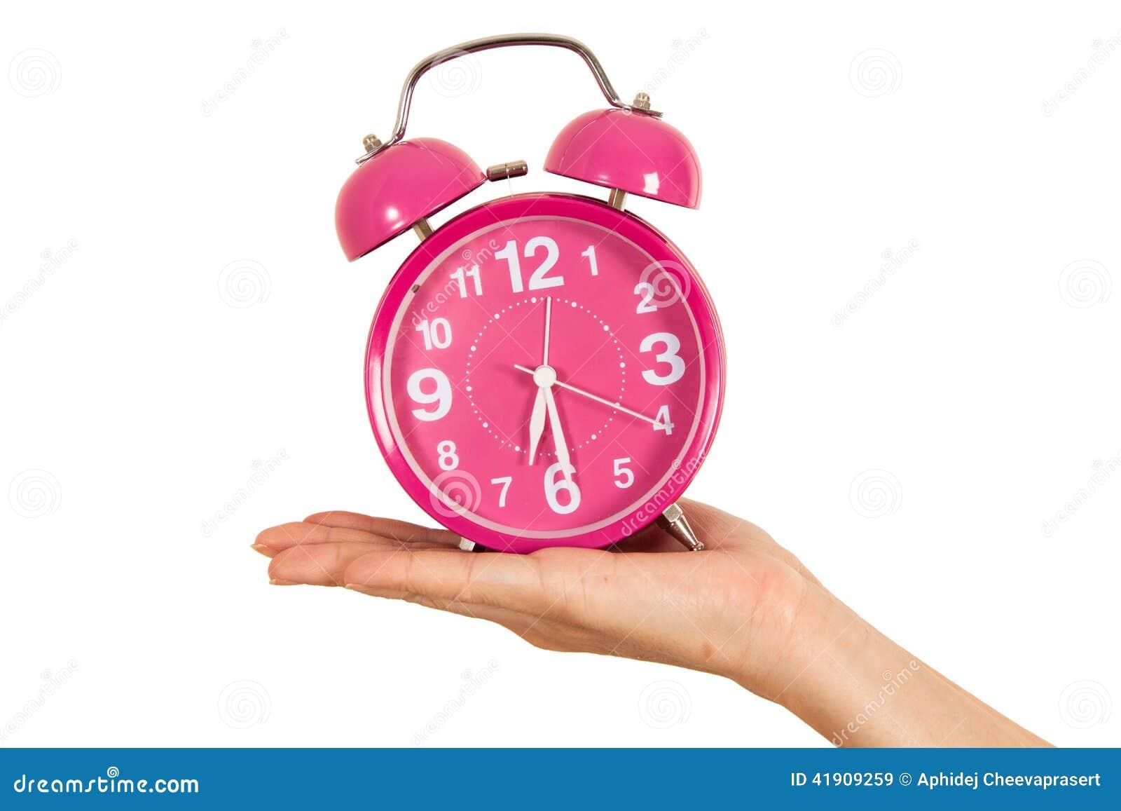 Mostrar el reloj