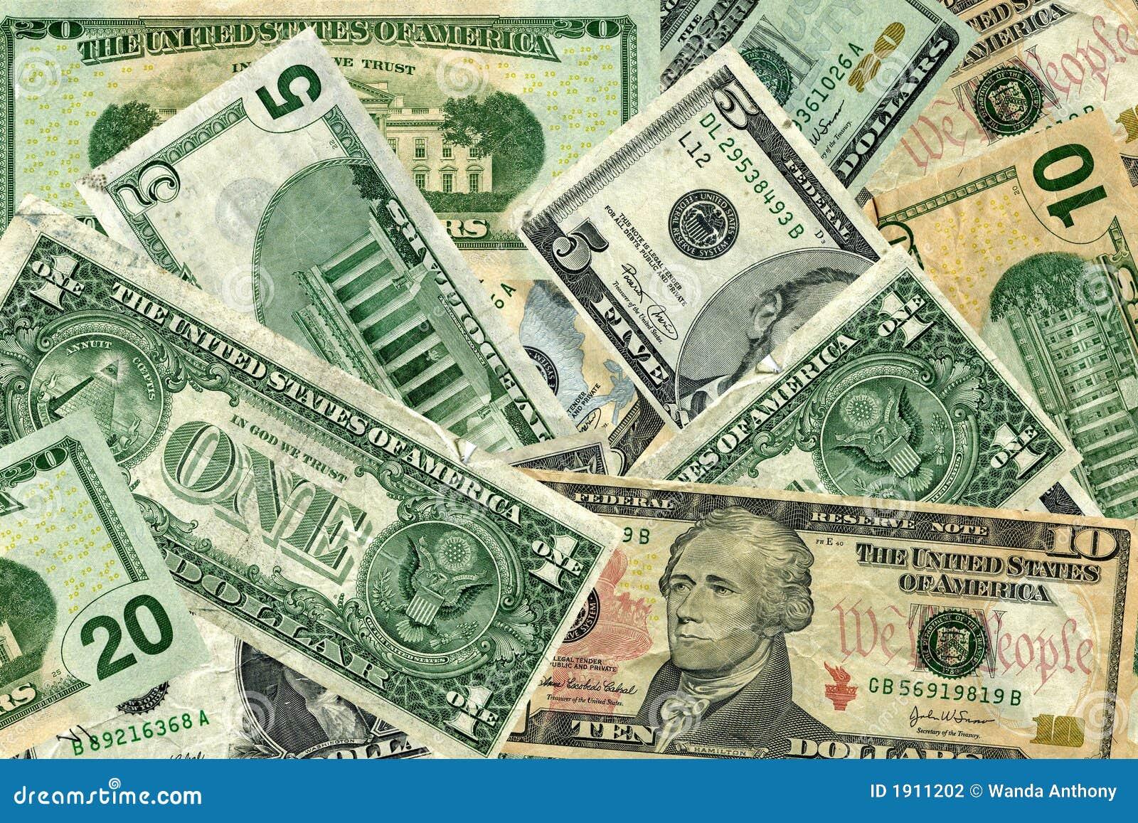Mostre-me o dinheiro