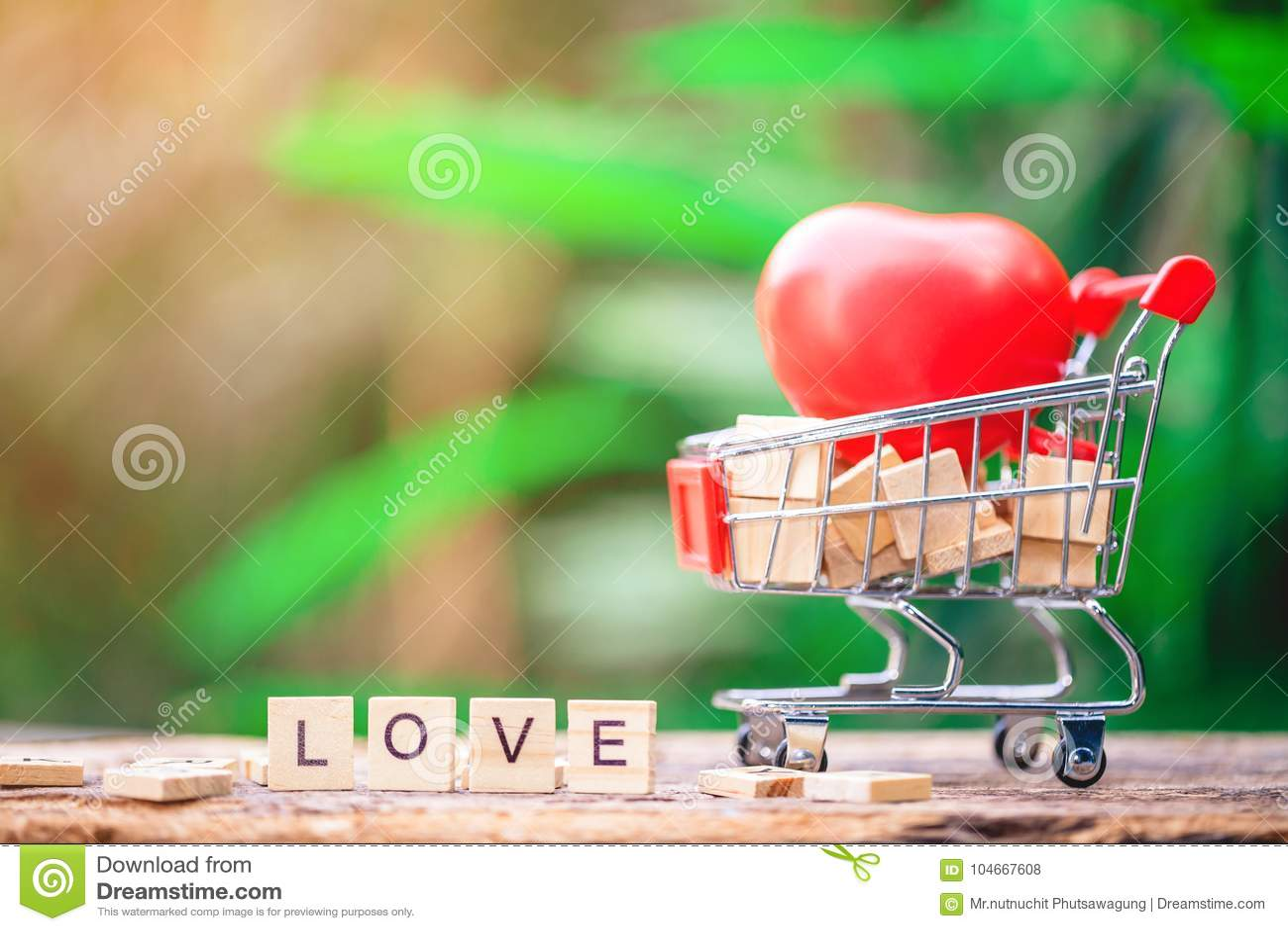 Mot Et Coeur Des Textes Damour Photo Stock Image Du Mini