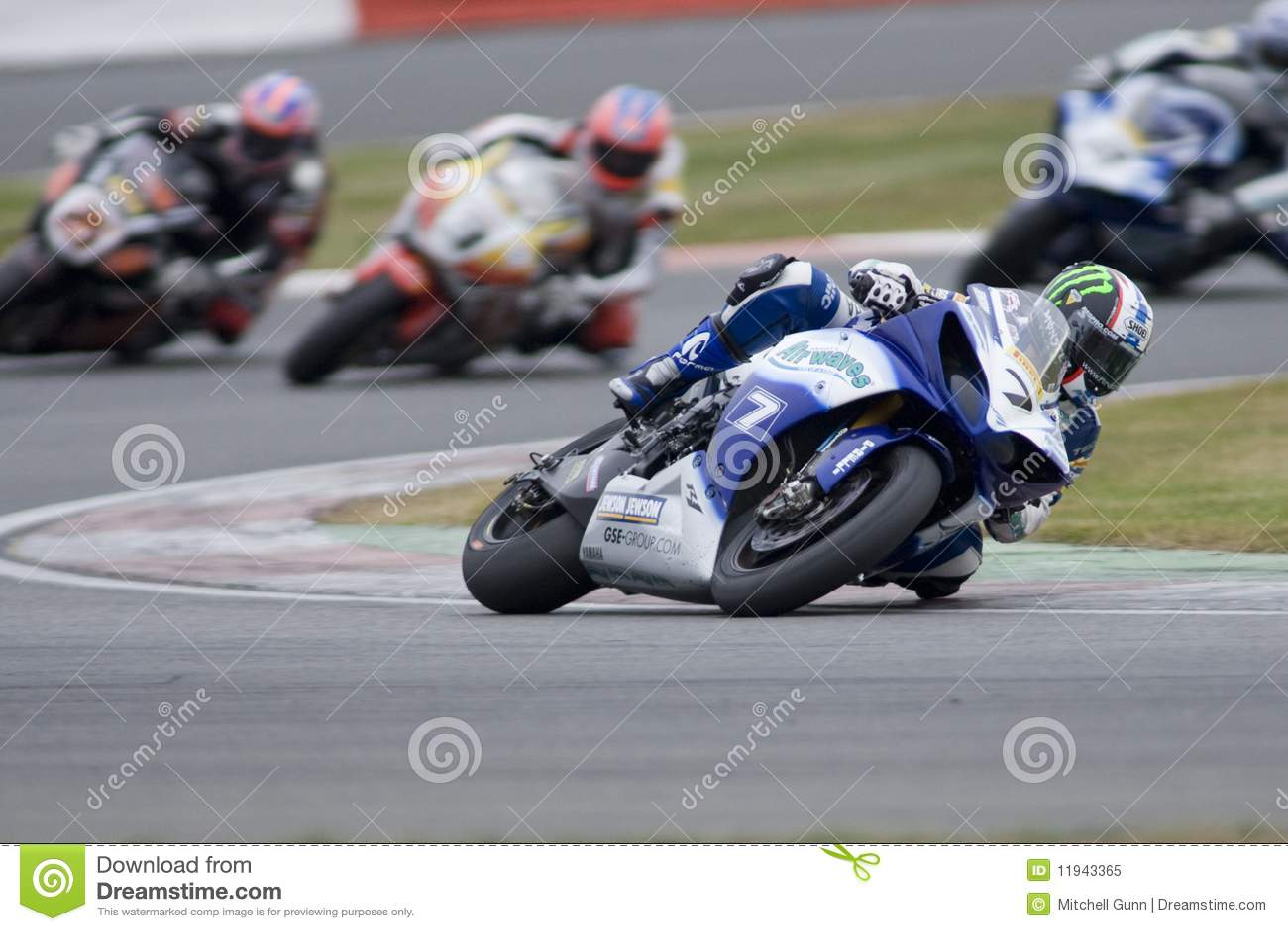 MOT: Warm up britânico de Superbike