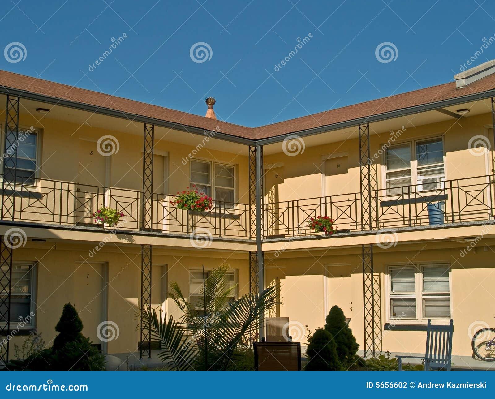 Motel del verano
