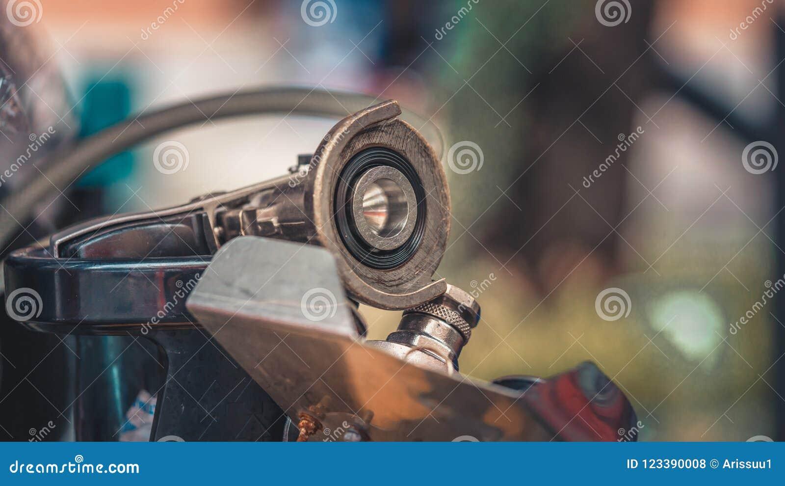 Moteur mécanique industriel de pièces de rechange
