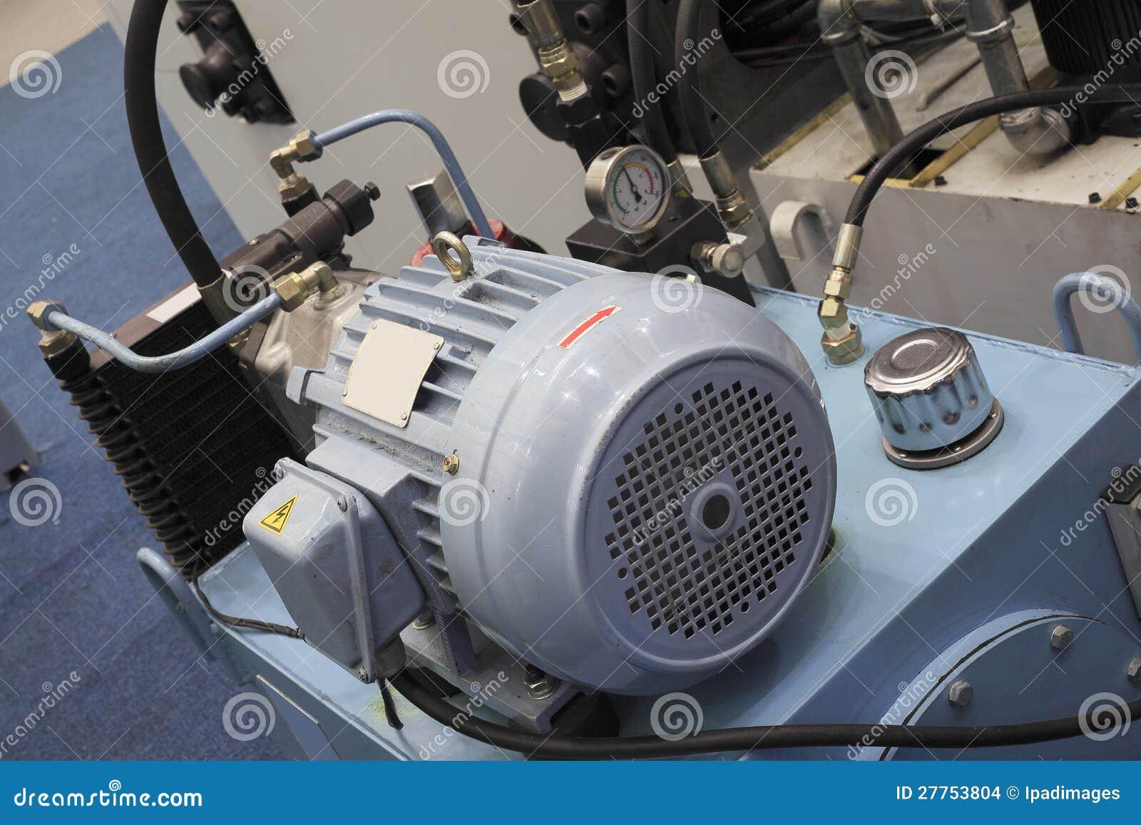 Moteurs électriques pour l équipement industriel moderne