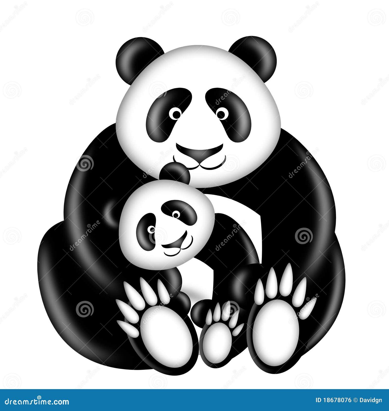 clipart panda dad - photo #28