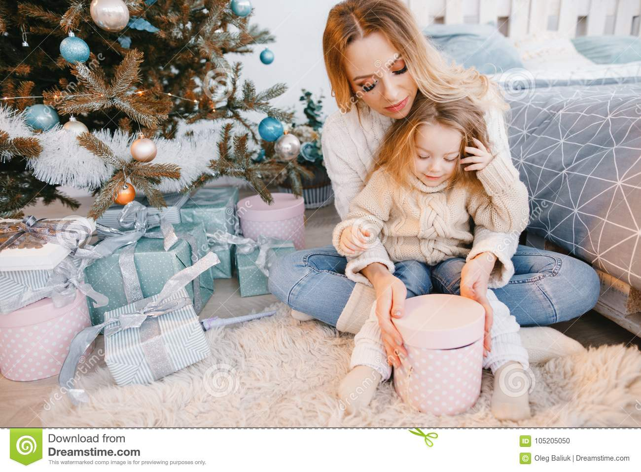 Mommy and baby christmas gifts