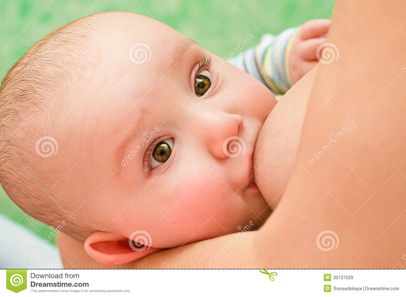 Topic Infant breast milk made