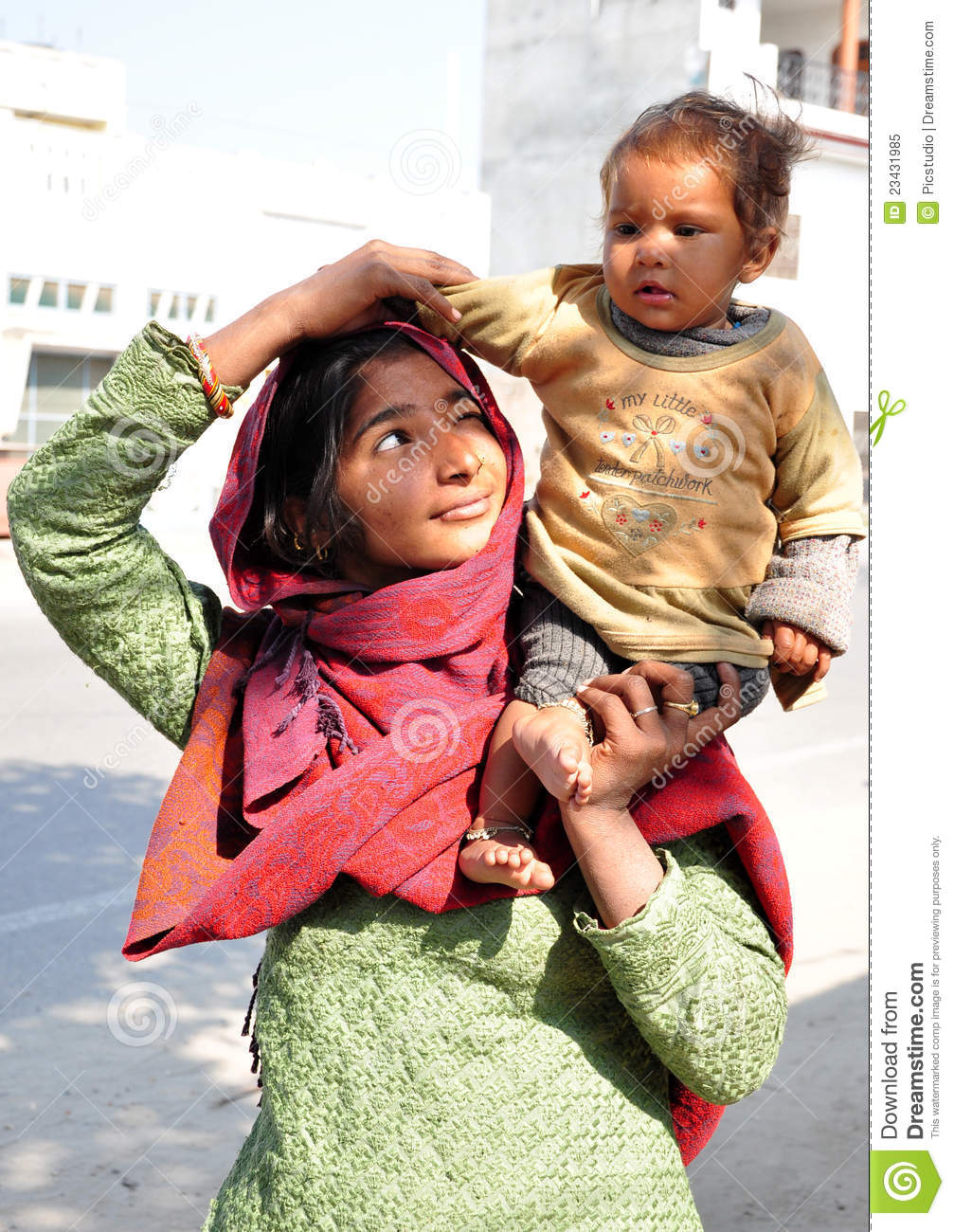 Mother and child editorial image. Image of clothing ...