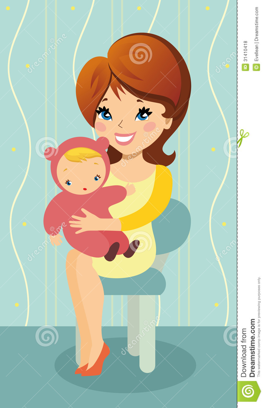 Mother And Child Royalty Free Stock Photos - Image: 31410418