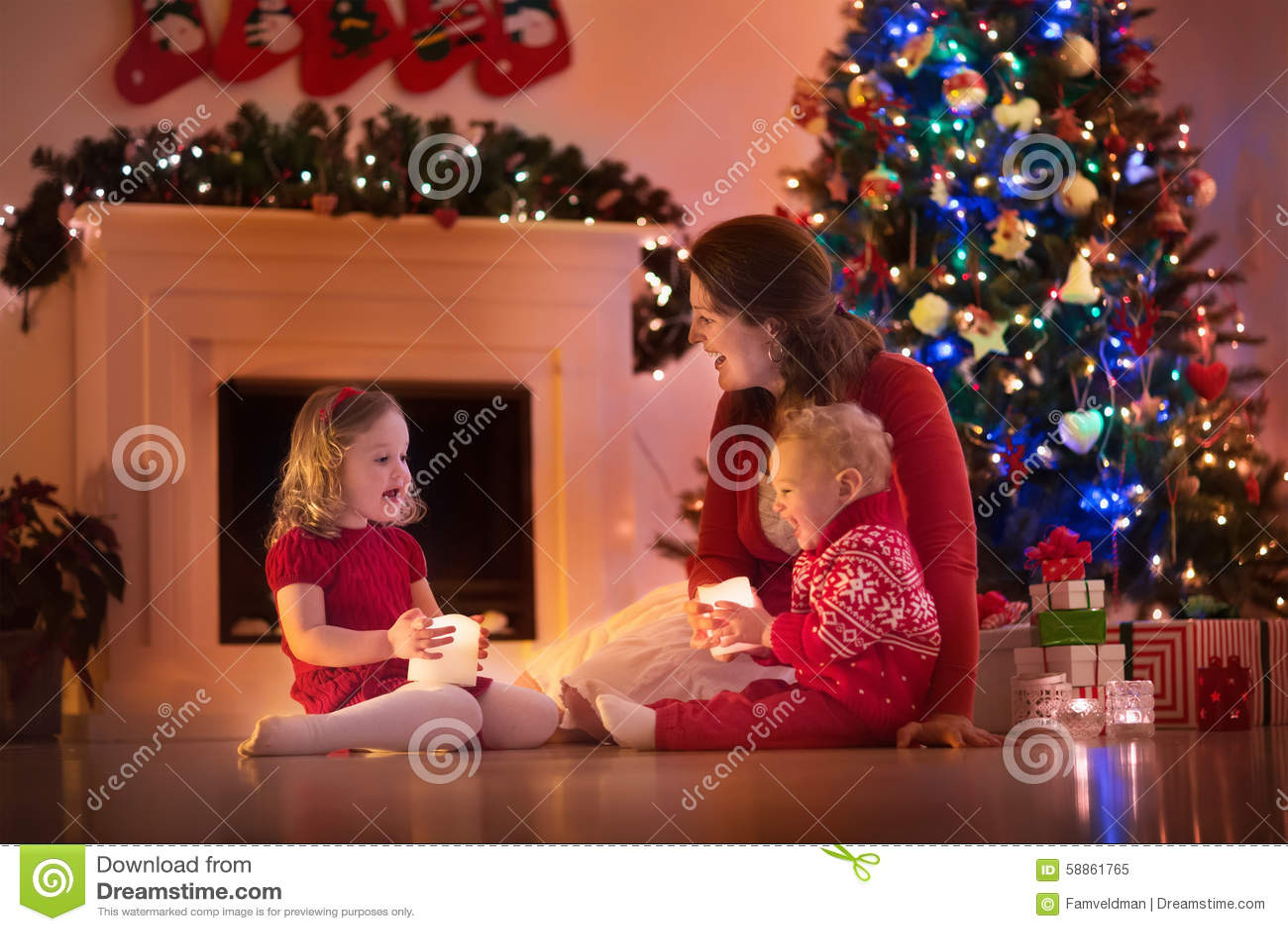 Light Up Christmas Gift Boxes