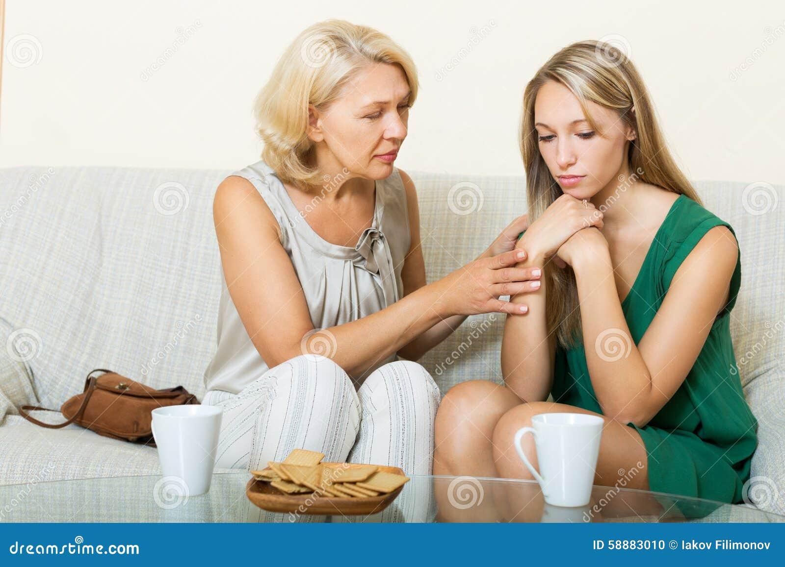 Porn Comforting Moms 84
