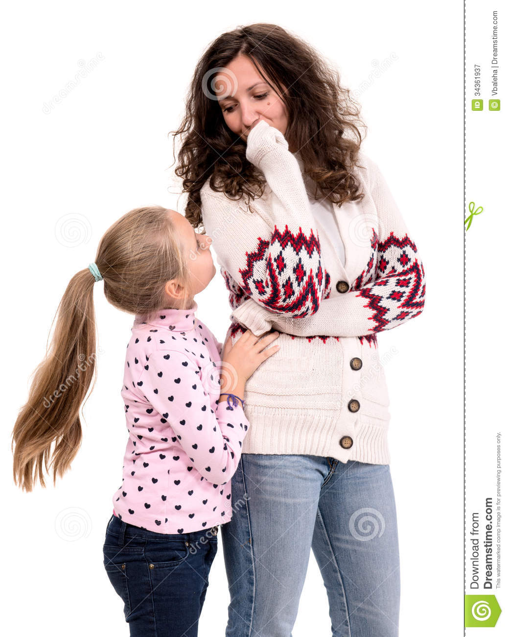 Mother and daughter dating each other