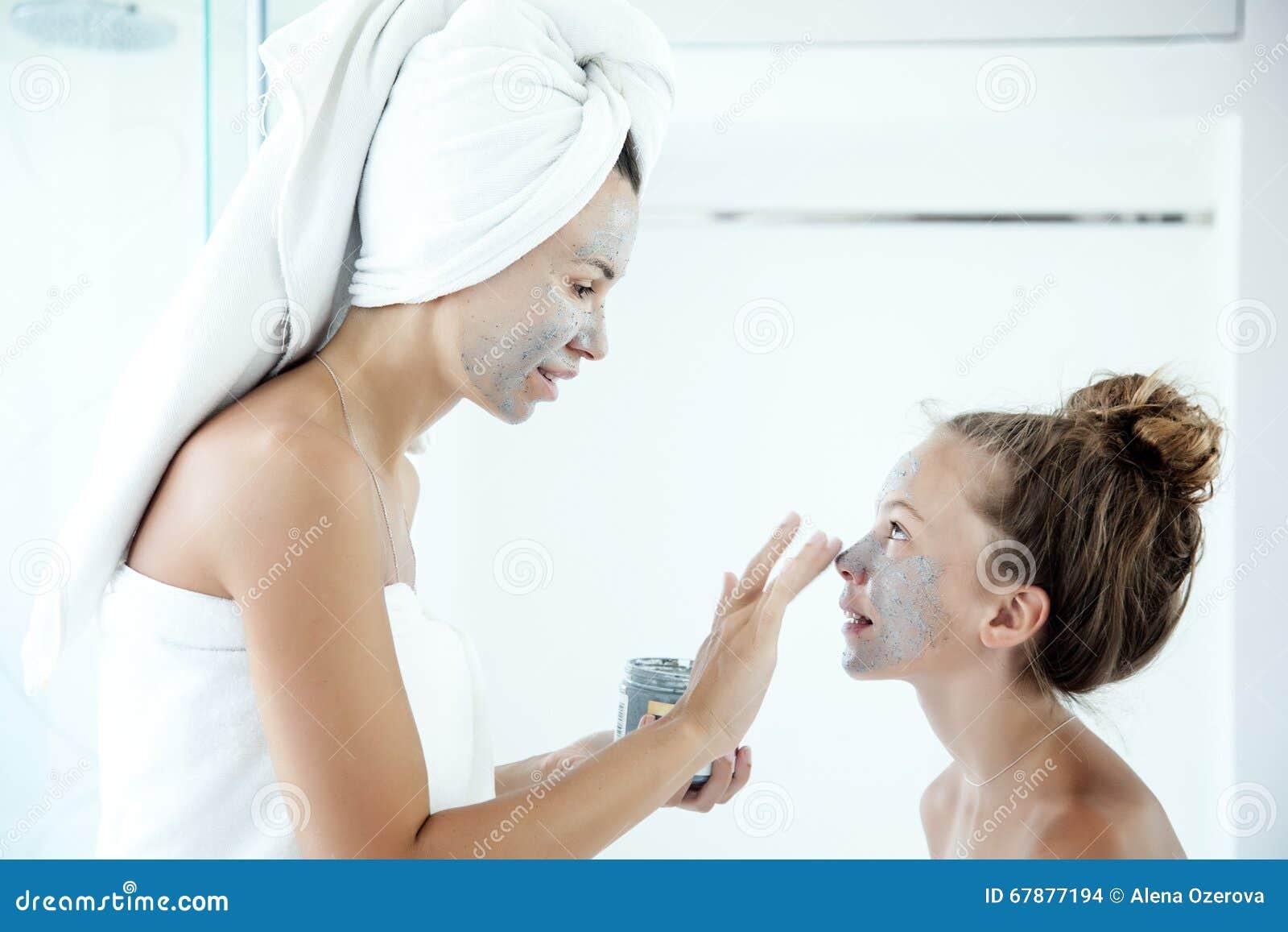 Toughen facial skin herbs