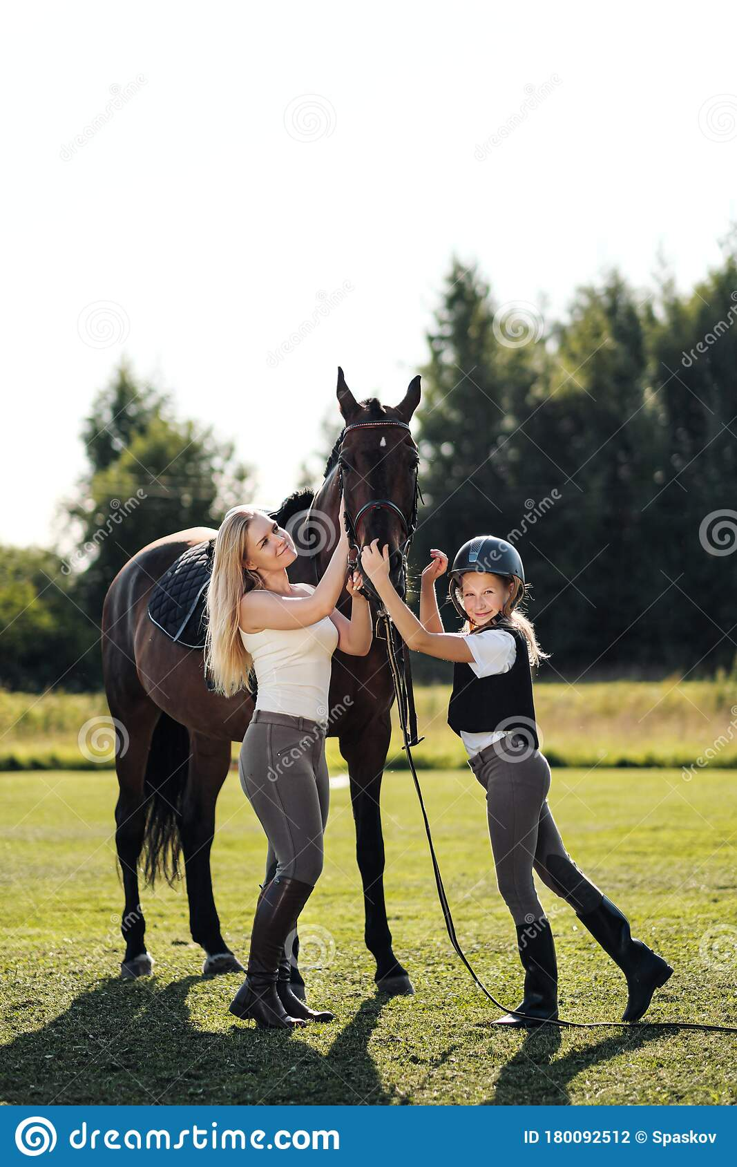 192 Mother Daughter Horse Ride Photos Free Royalty Free Stock Photos From Dreamstime