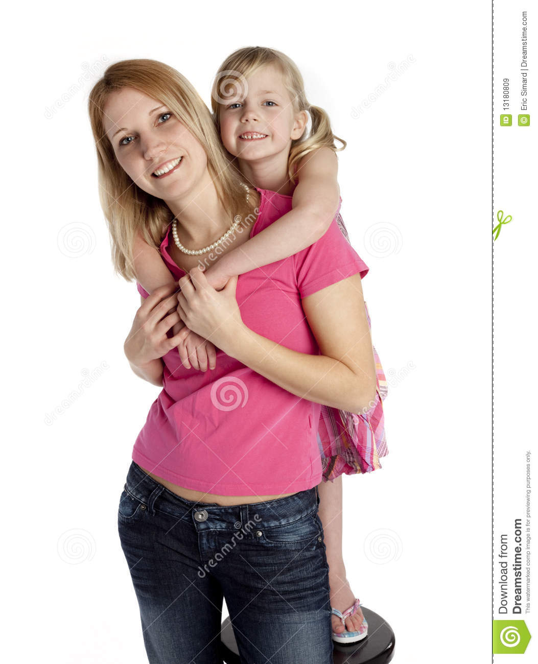 Mother Daughter Togetherness