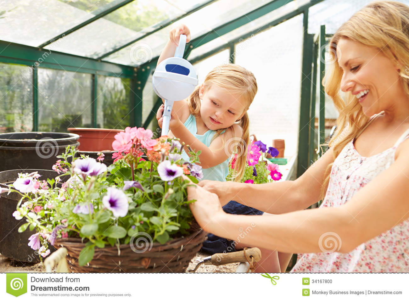 family and watering plants Much of our fresh water is also used outdoors for watering lawns, flower beds, and vegetable gardens,  hydroelectric plants are the largest users of water.