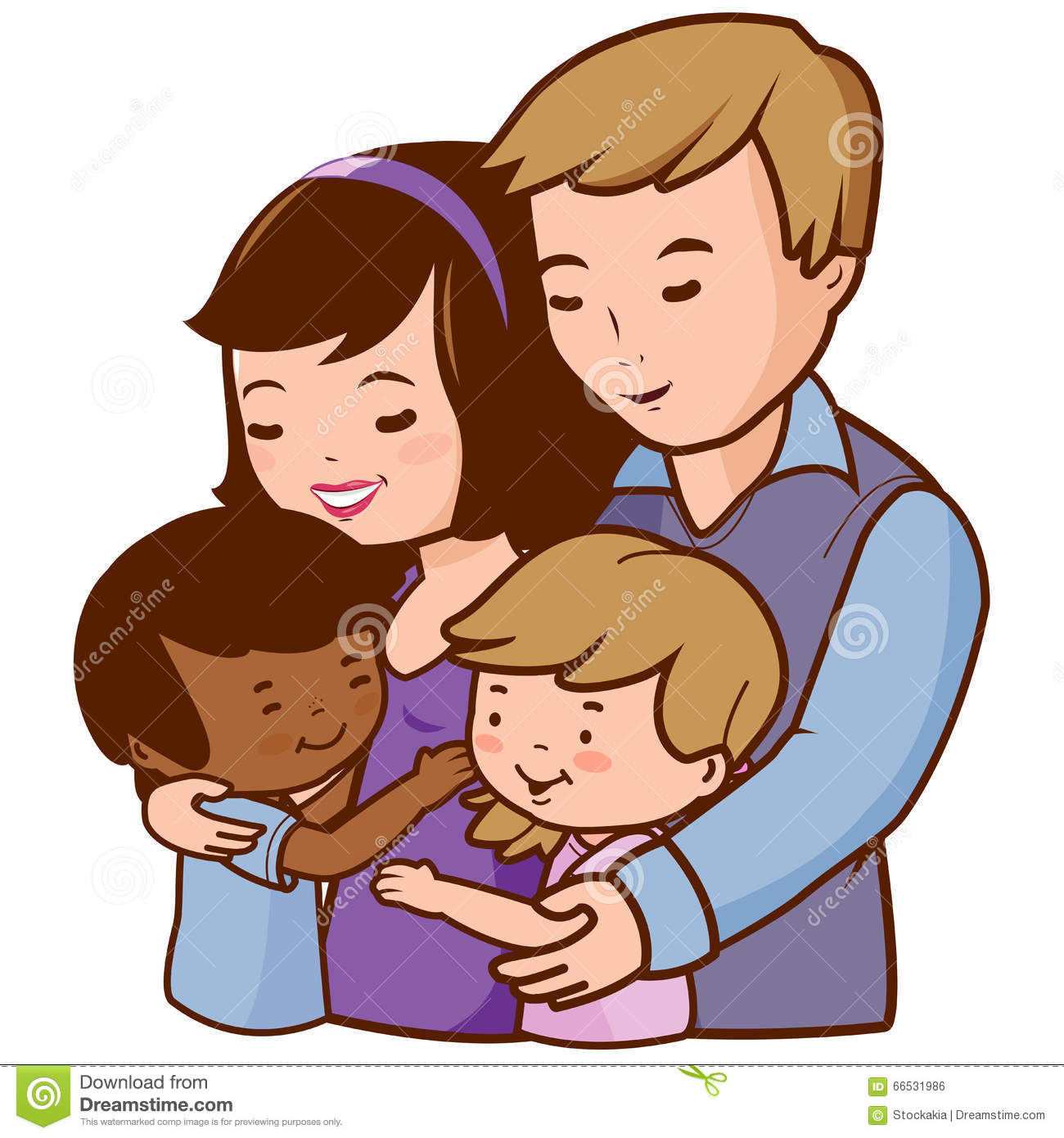 Family Coloring Pages With Mom Dad Son
