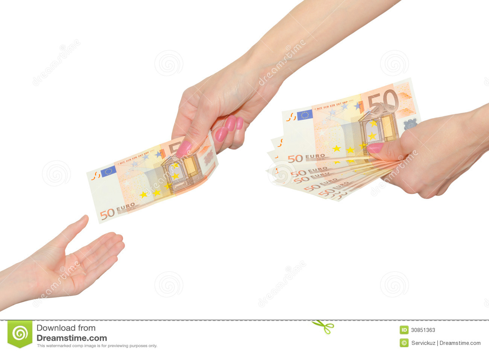 Pocket money spoils children