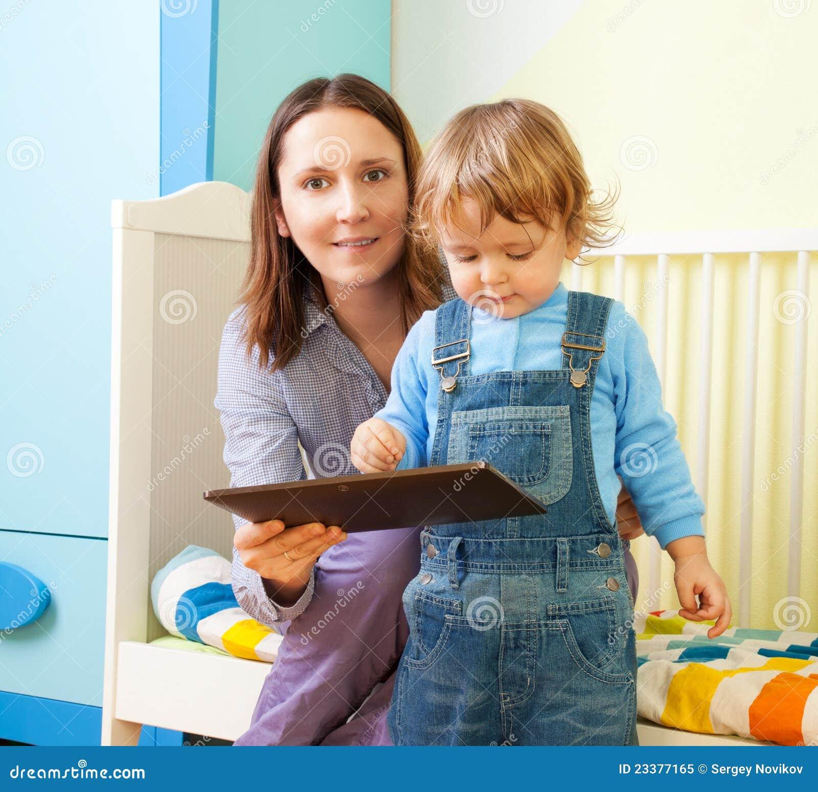 Российская мама и сын 4 фотография