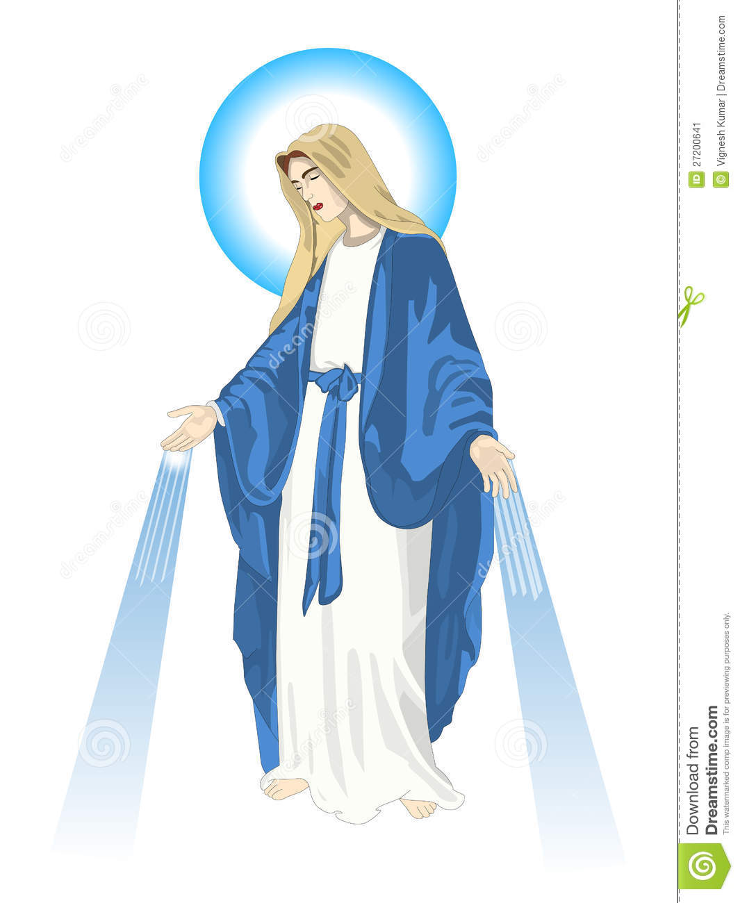 Jesus and mother mary stock photo. Image of scene, mary 1583406.