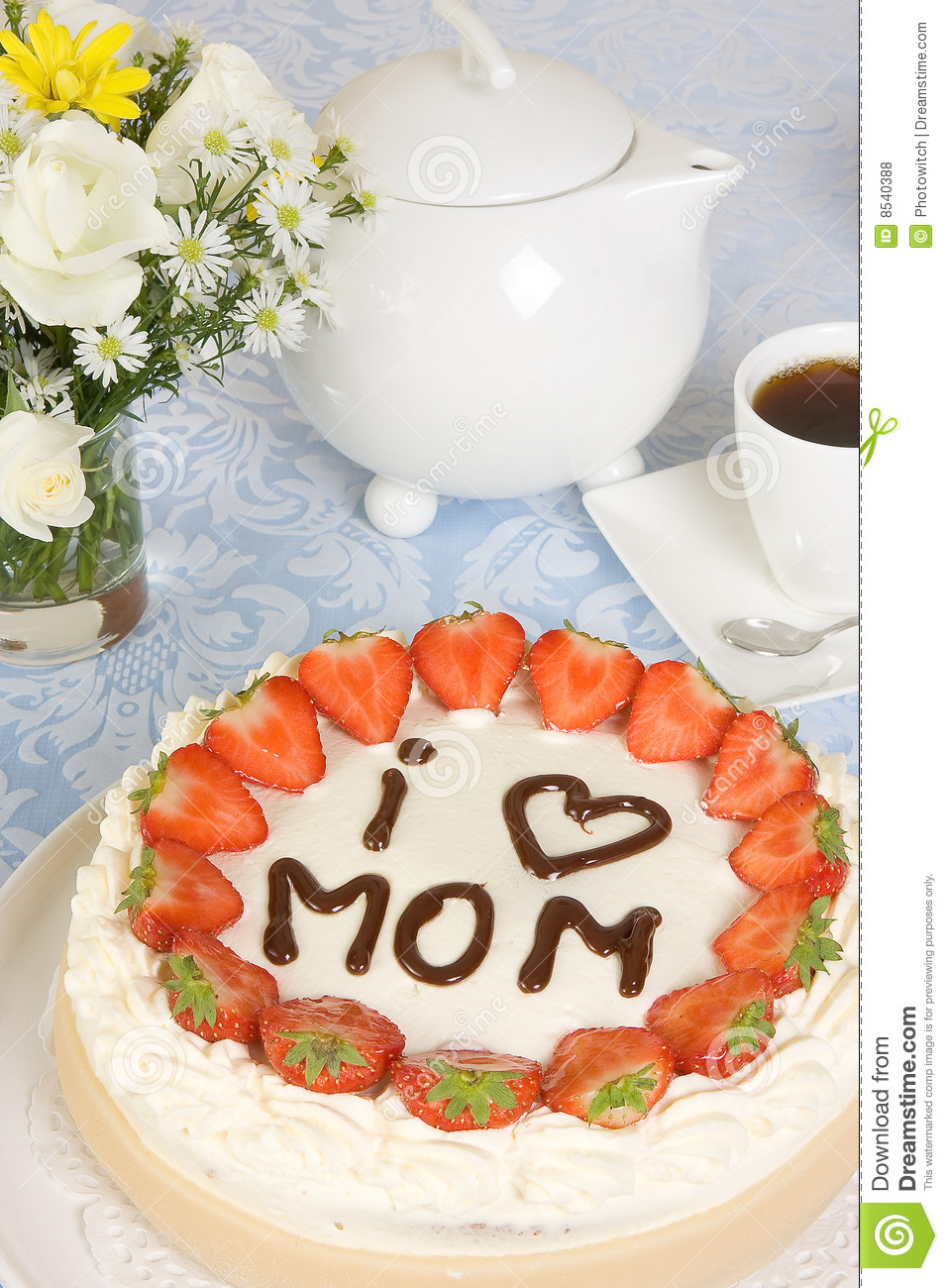 Mother s day pastry