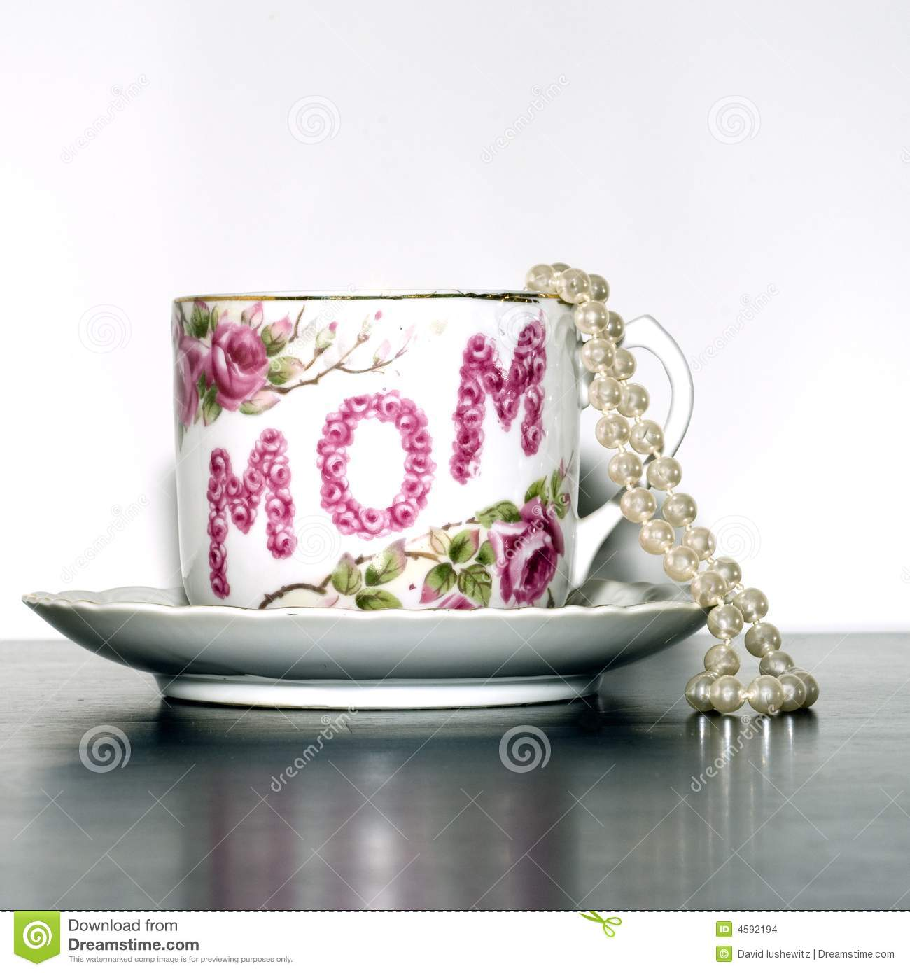 Mother s day tea cup pearls sq