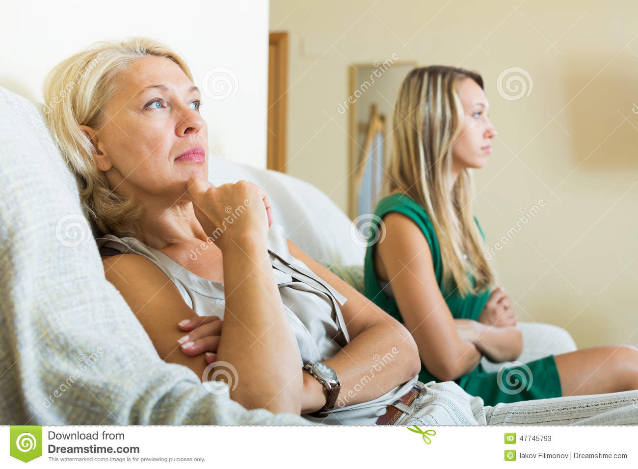the mother daughter relationship and psychological separation in adolescence