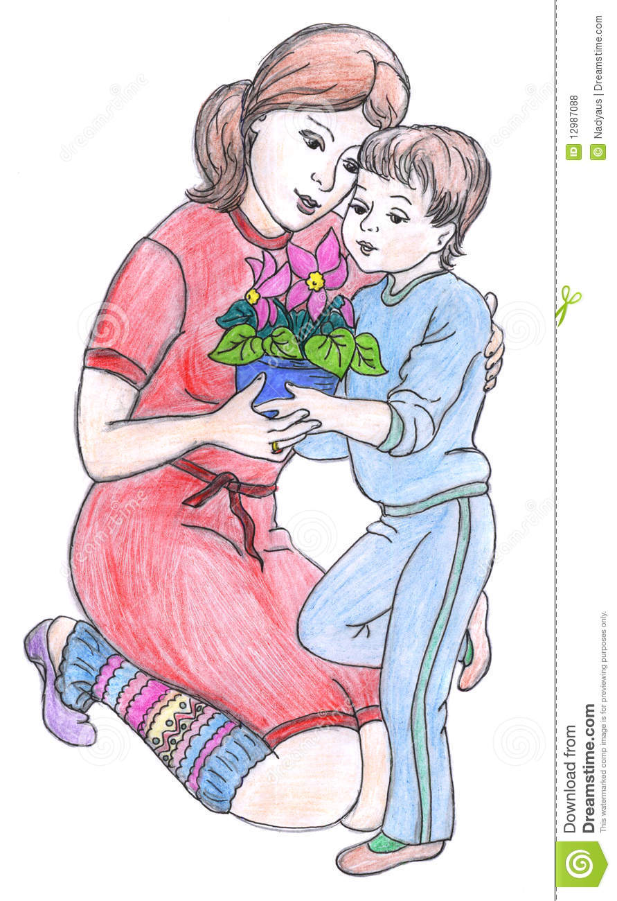 mother to son and thank you maam essay Biography and background | | cora unashamed | | poetry | | thank you, m'am  | | related  this lesson on metaphor uses hughes' poem, mother to son.