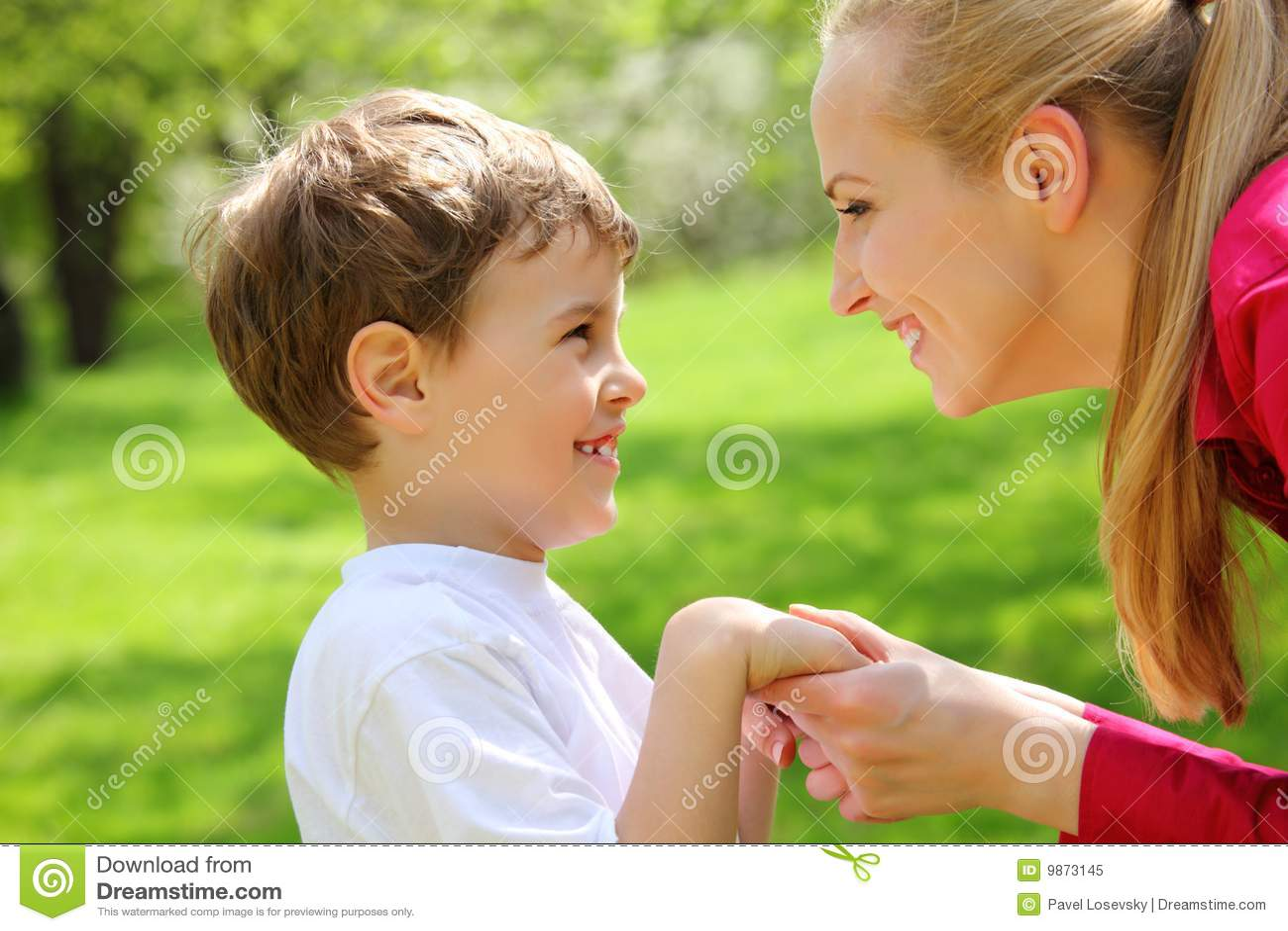 Расказ мамы и сына 10 фотография