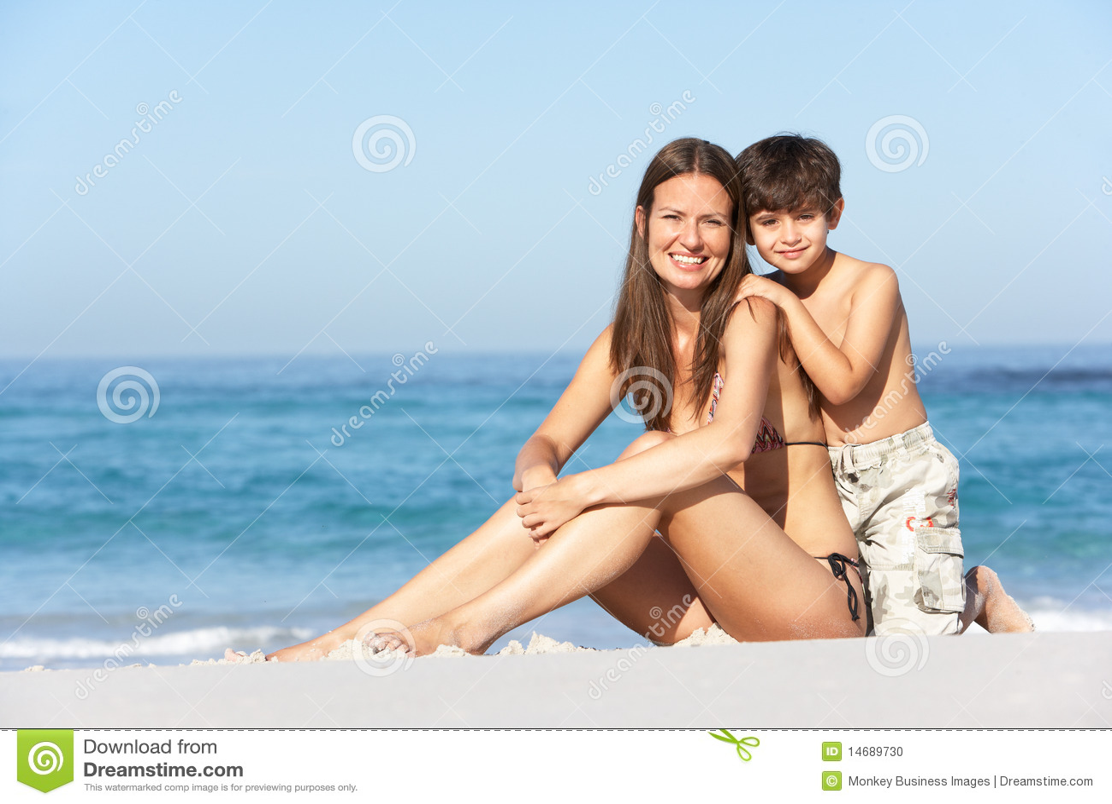 Naked sexy family porn photo