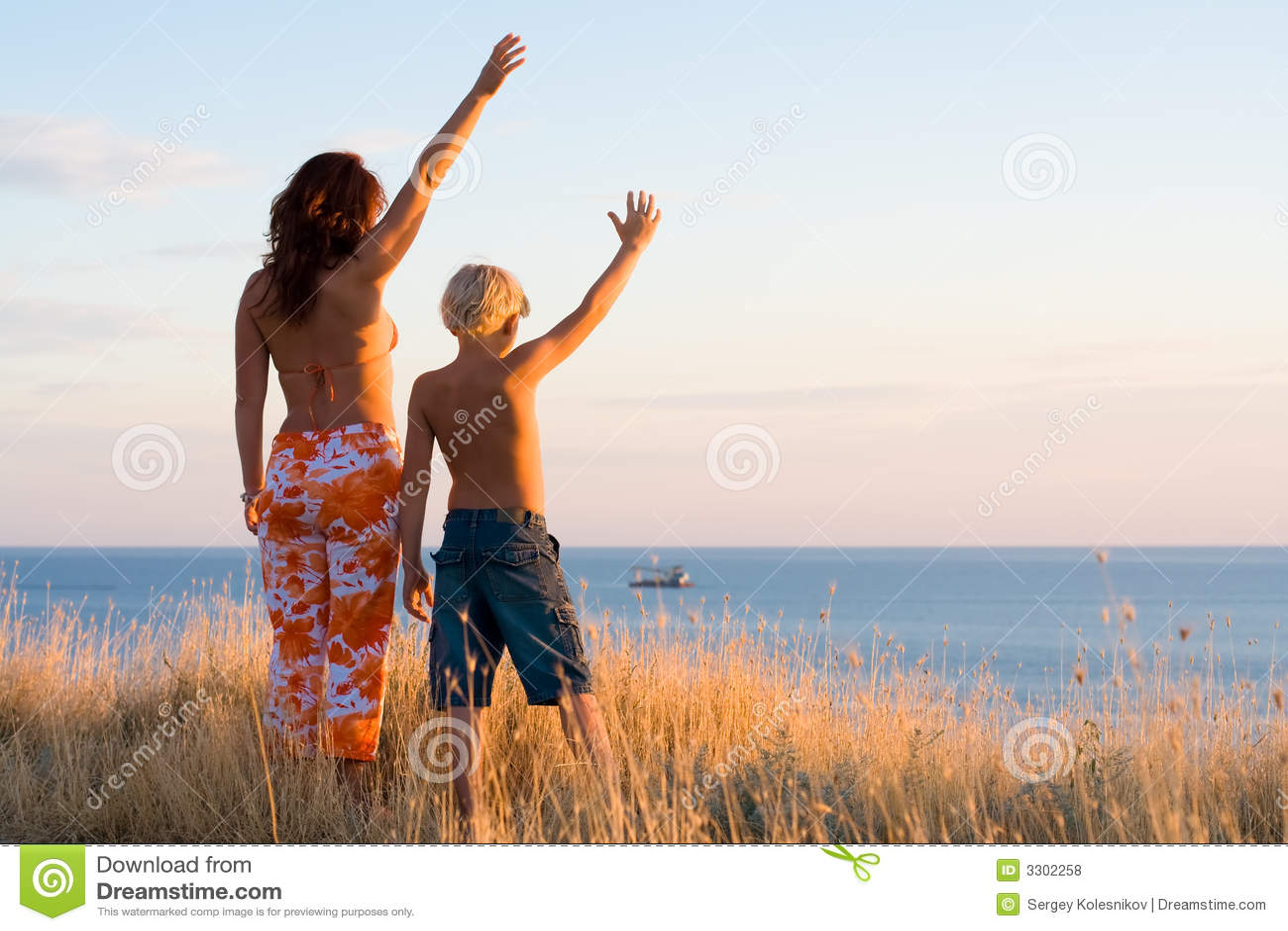 Частные фото мать и сын 10 фотография