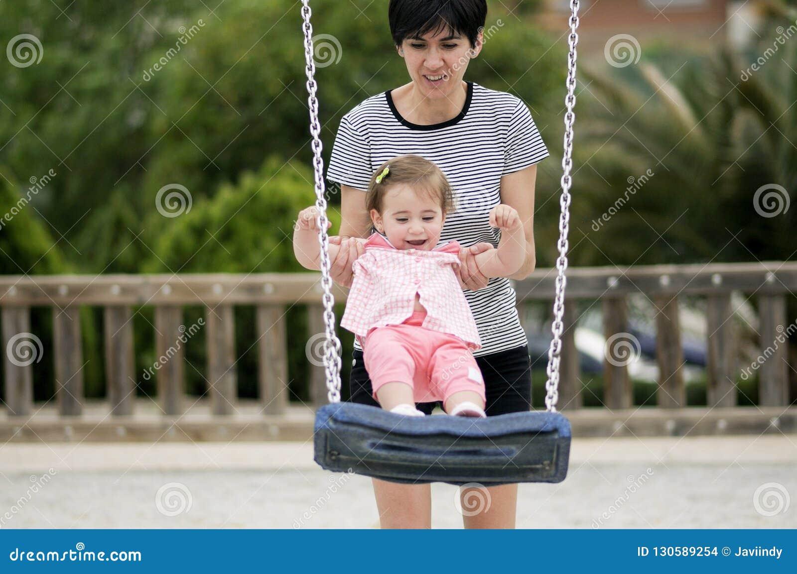 MITZI: Swinging Mother