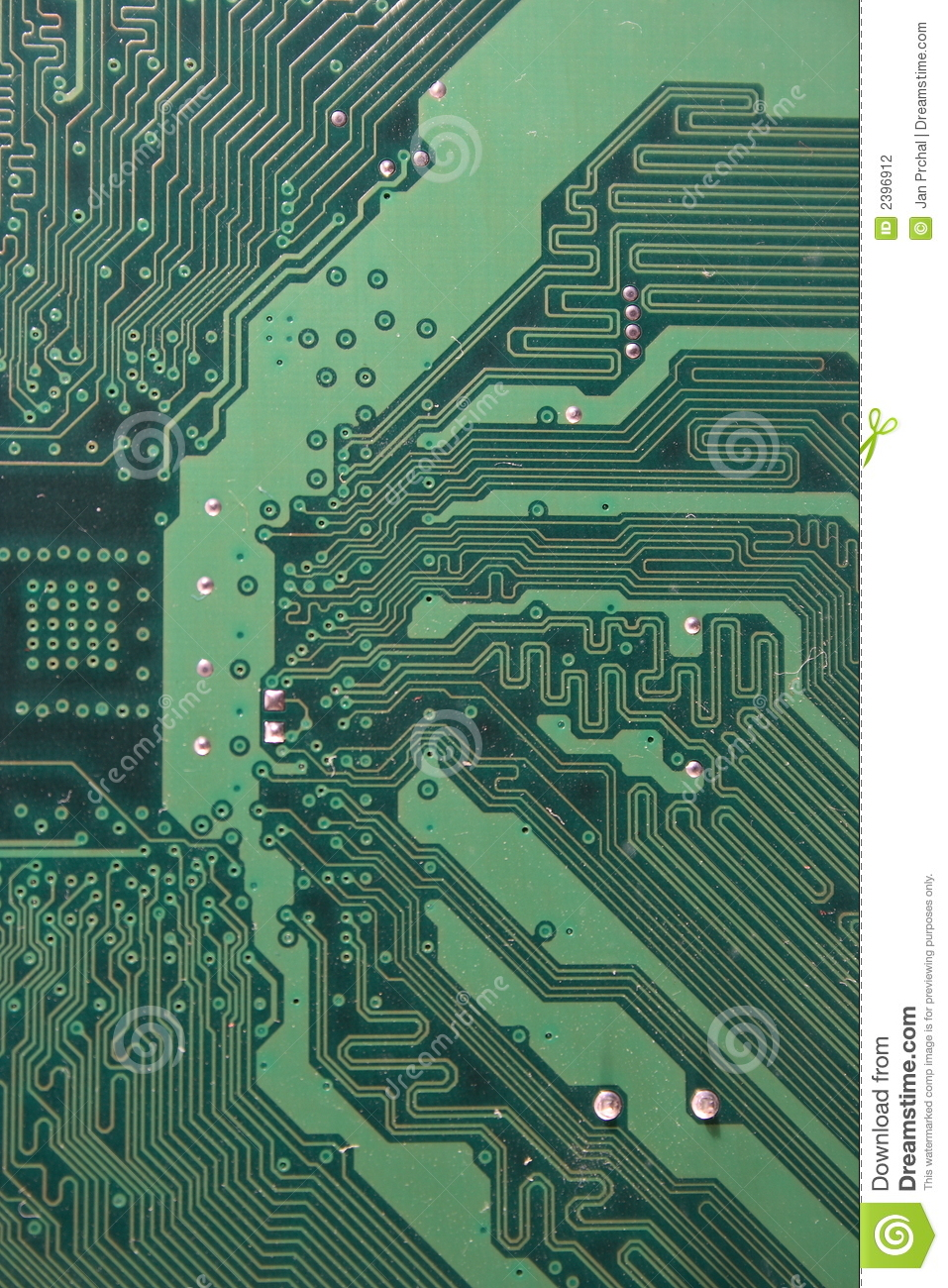 Computer Circuit Board Stock Photography Image 2147982 Wiring Batterybackupcircuitpng Motherboard Photo Of Chip Green 2396912 Rh Dreamstime Com